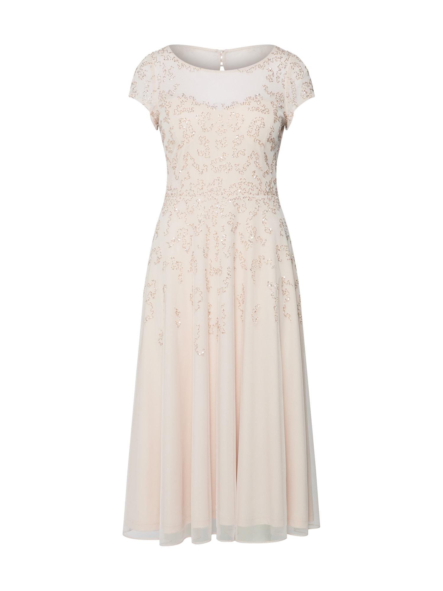 Koktejlové šaty růžová Vera Mont
