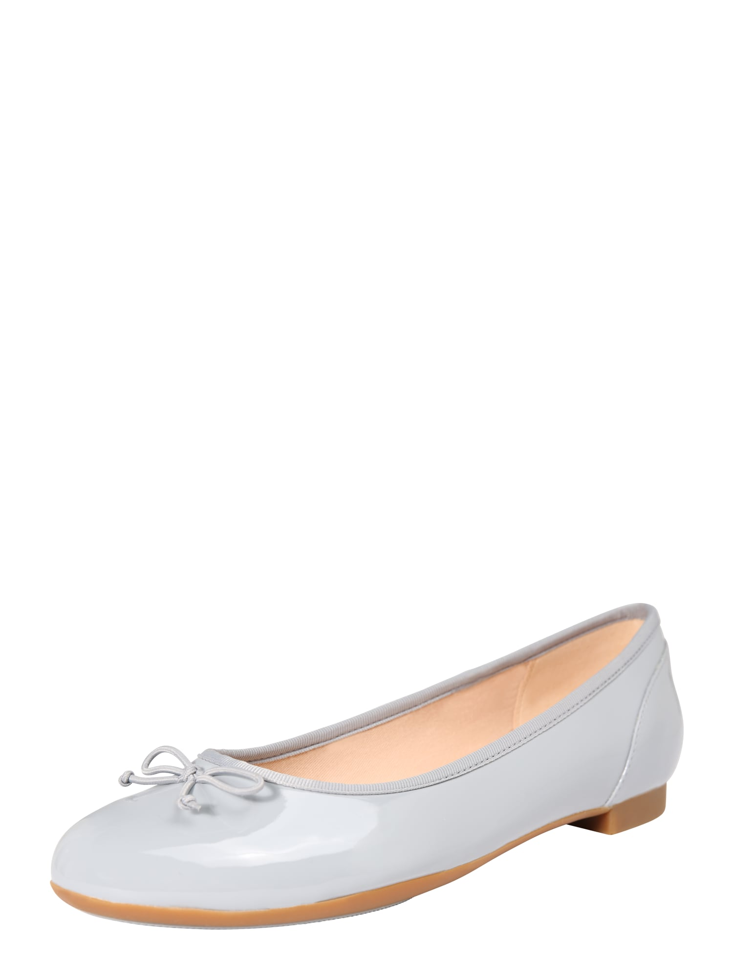 Baleríny Couture bloom šedá CLARKS