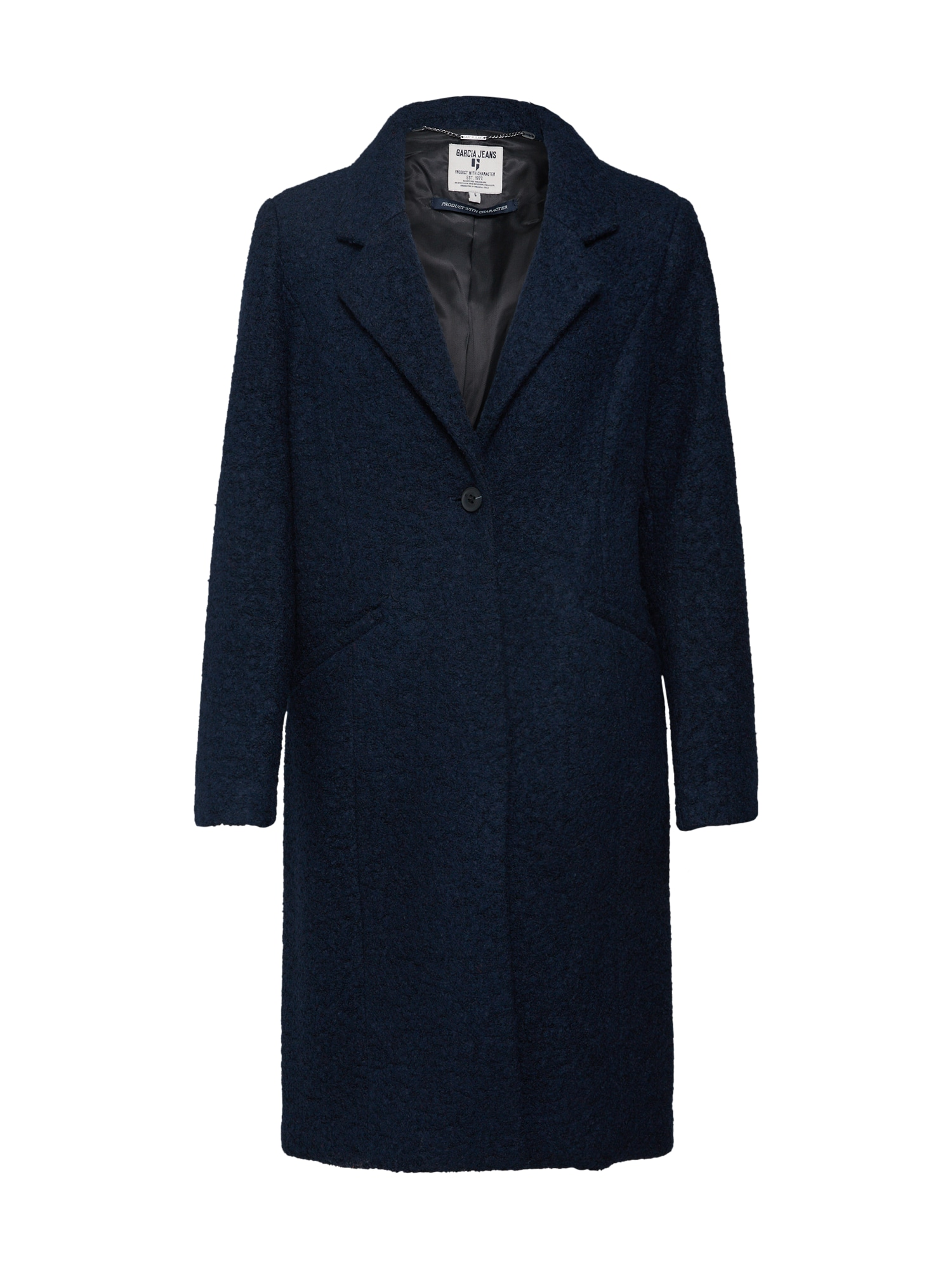 Zimní kabát noční modrá GARCIA