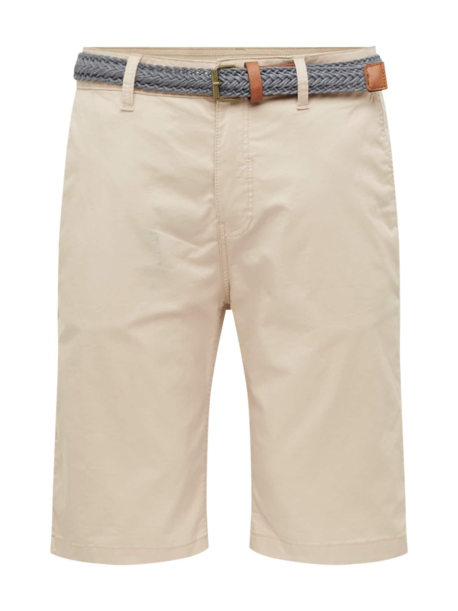 Chino kalhoty NOOS OCS béžová ESPRIT