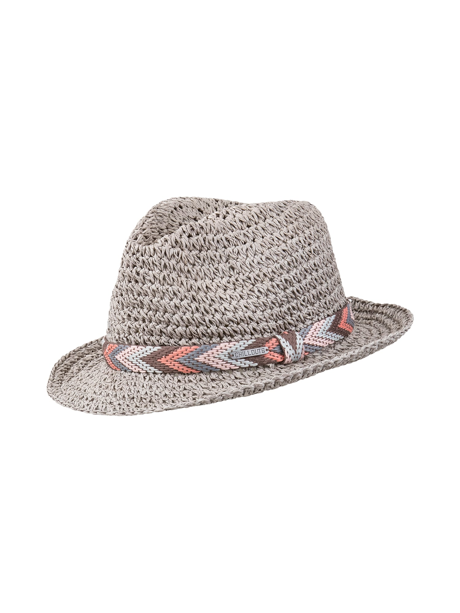 Klobouk Medellin Hat šedá Chillouts