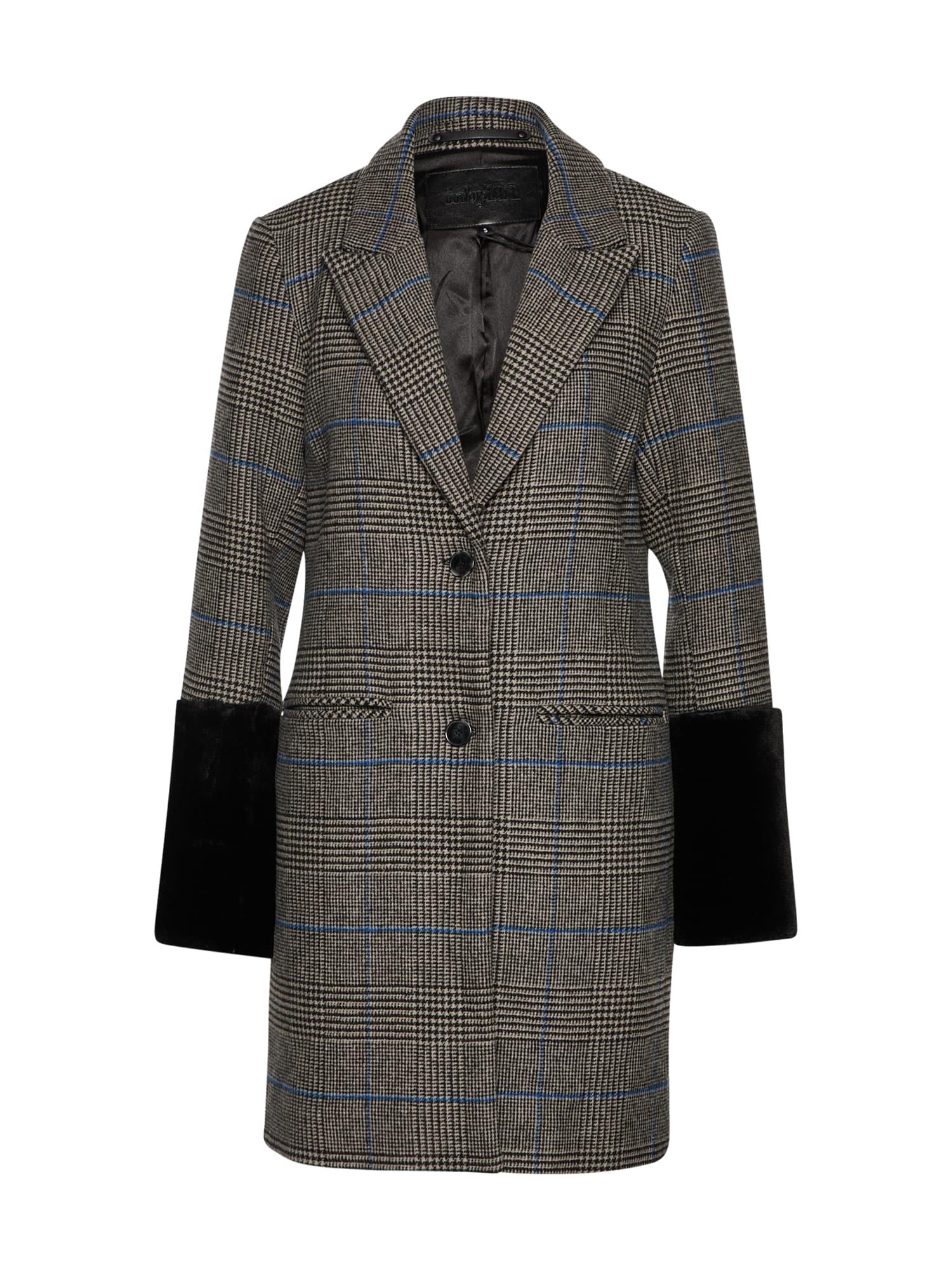 Přechodný kabát Ammi modrá šedá Mbym