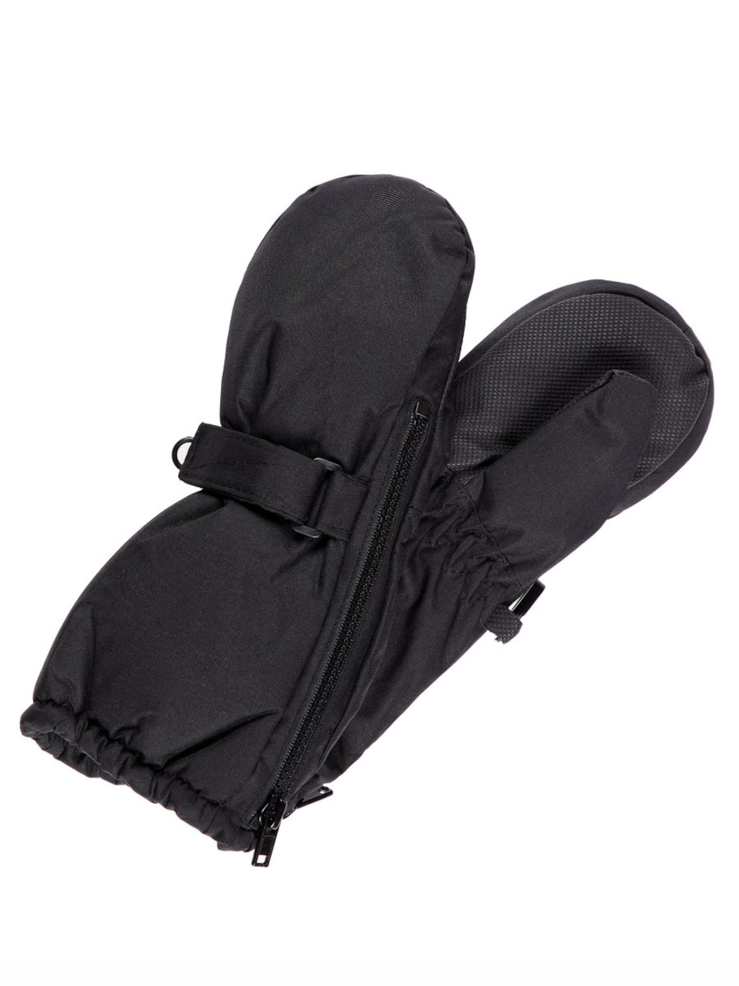 NAME IT Mini Waterbestendige Handschoenen Zwart