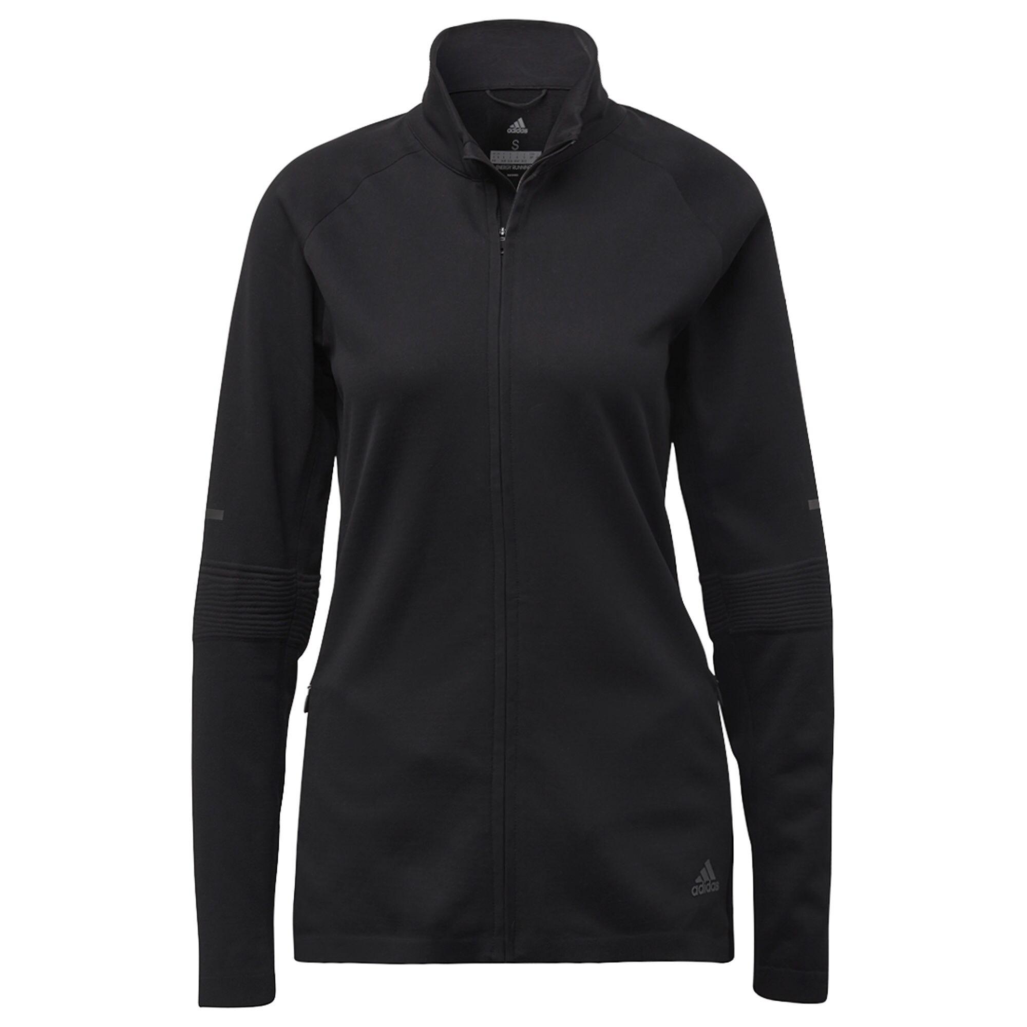Sportovní bunda černá ADIDAS PERFORMANCE