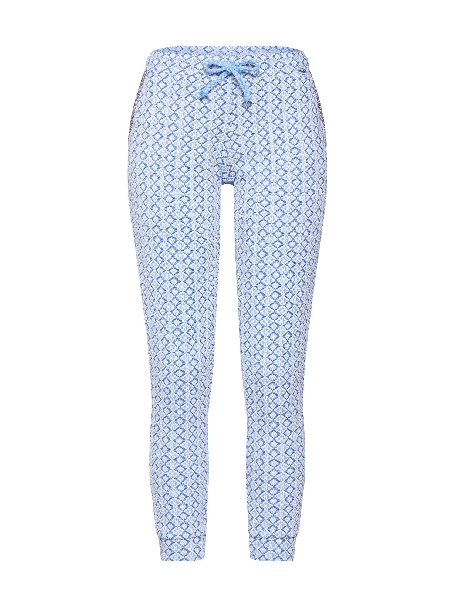 Kalhoty světlemodrá Rich & Royal