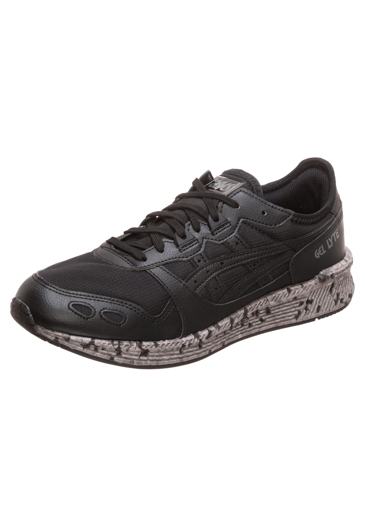 Asics Tiger, Heren Sneakers laag 'Hyper Gel-Lyte', zwart