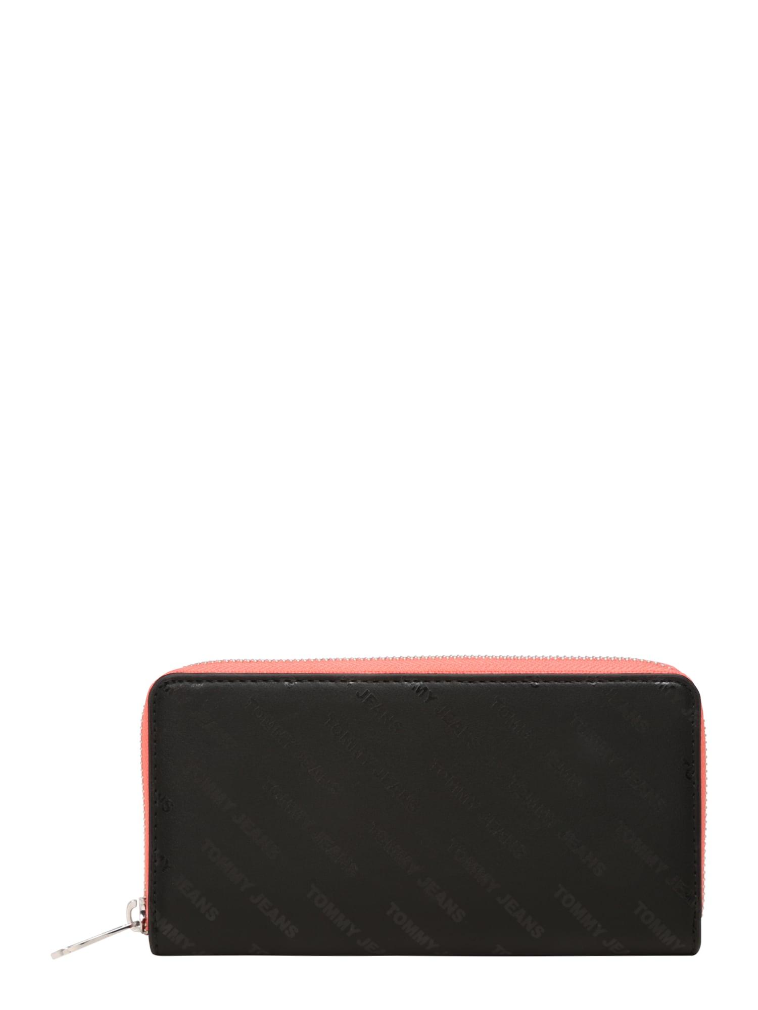 Peněženka TJW Hype Girl LRG ZA Wallet  černá Tommy Jeans