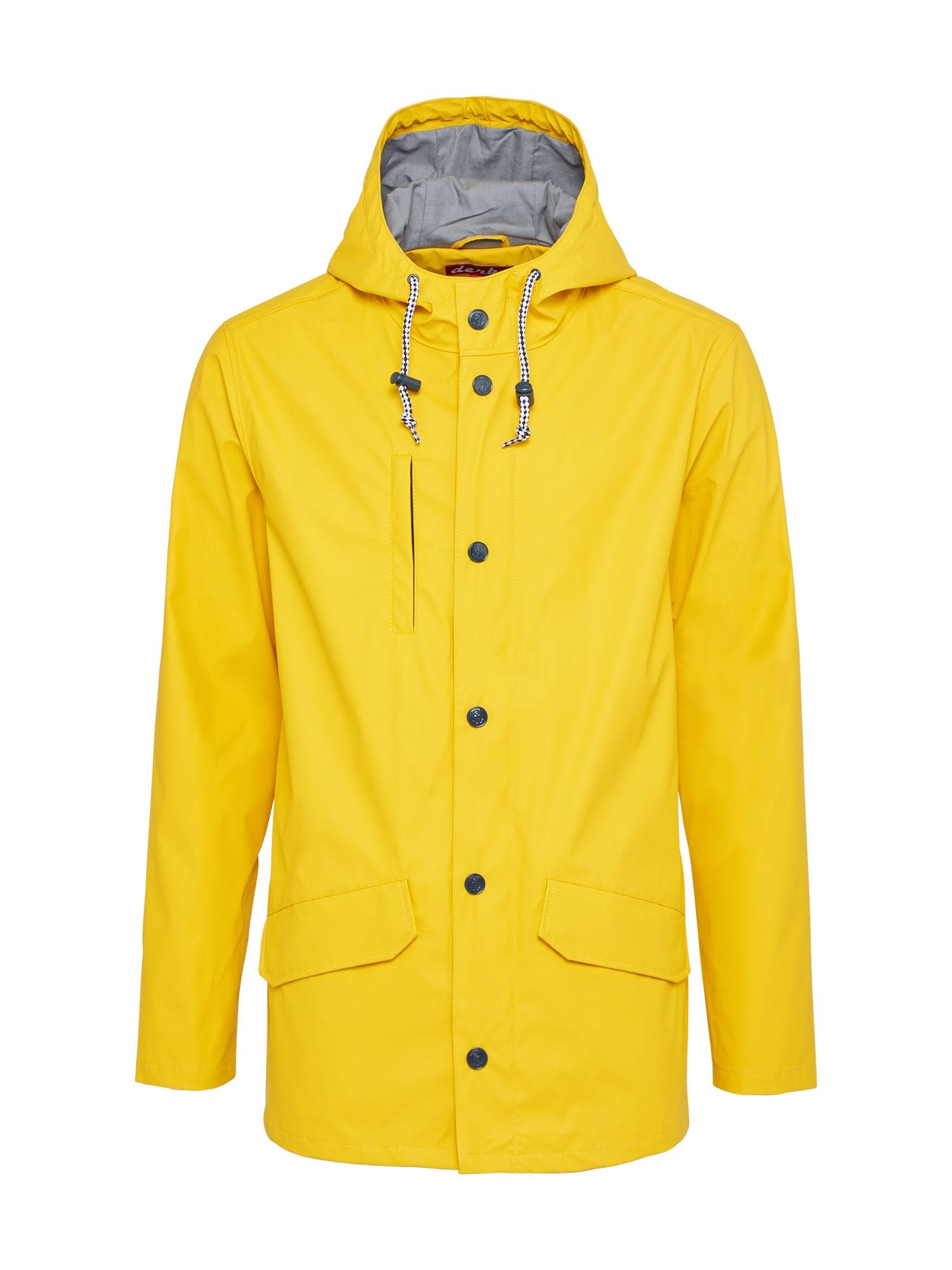 Funkční bunda Passenger žlutá Derbe