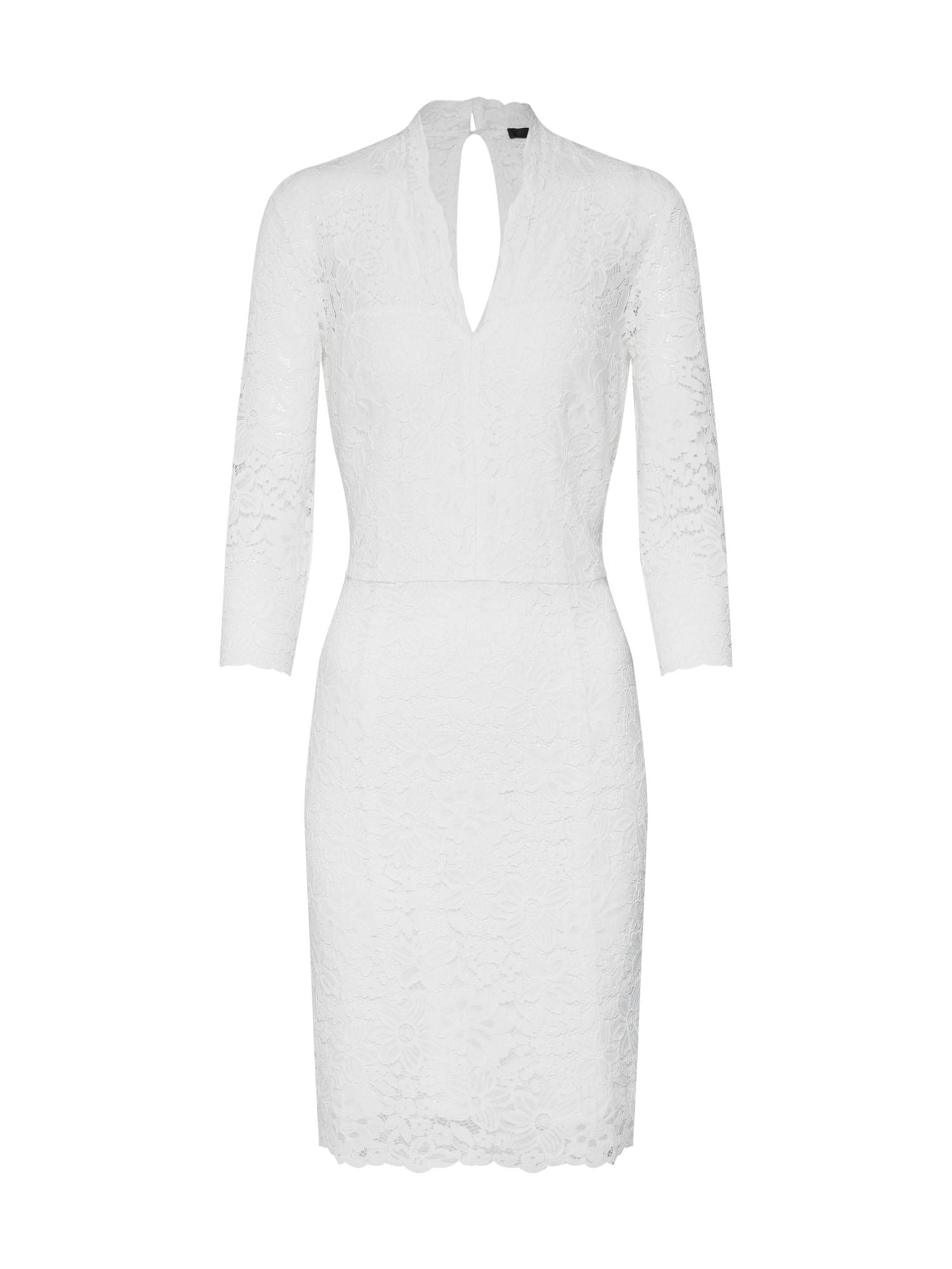 Šaty bílá SET