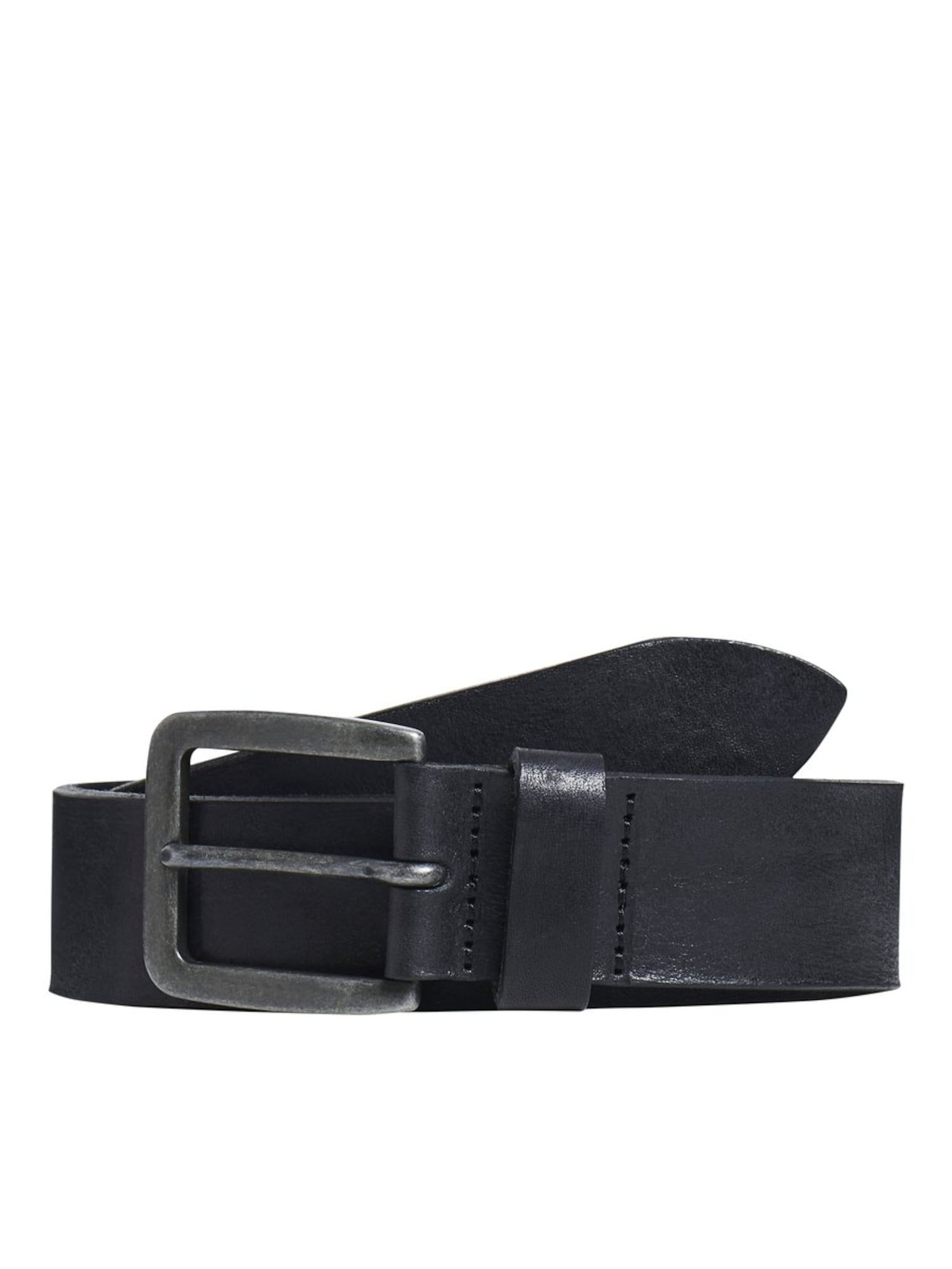JACK & JONES, Heren Riem, zwart