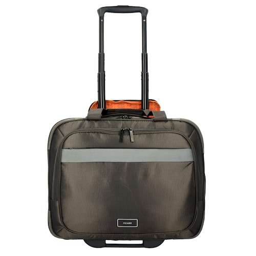 Travel Case 2-Rollen Pilotentrolley