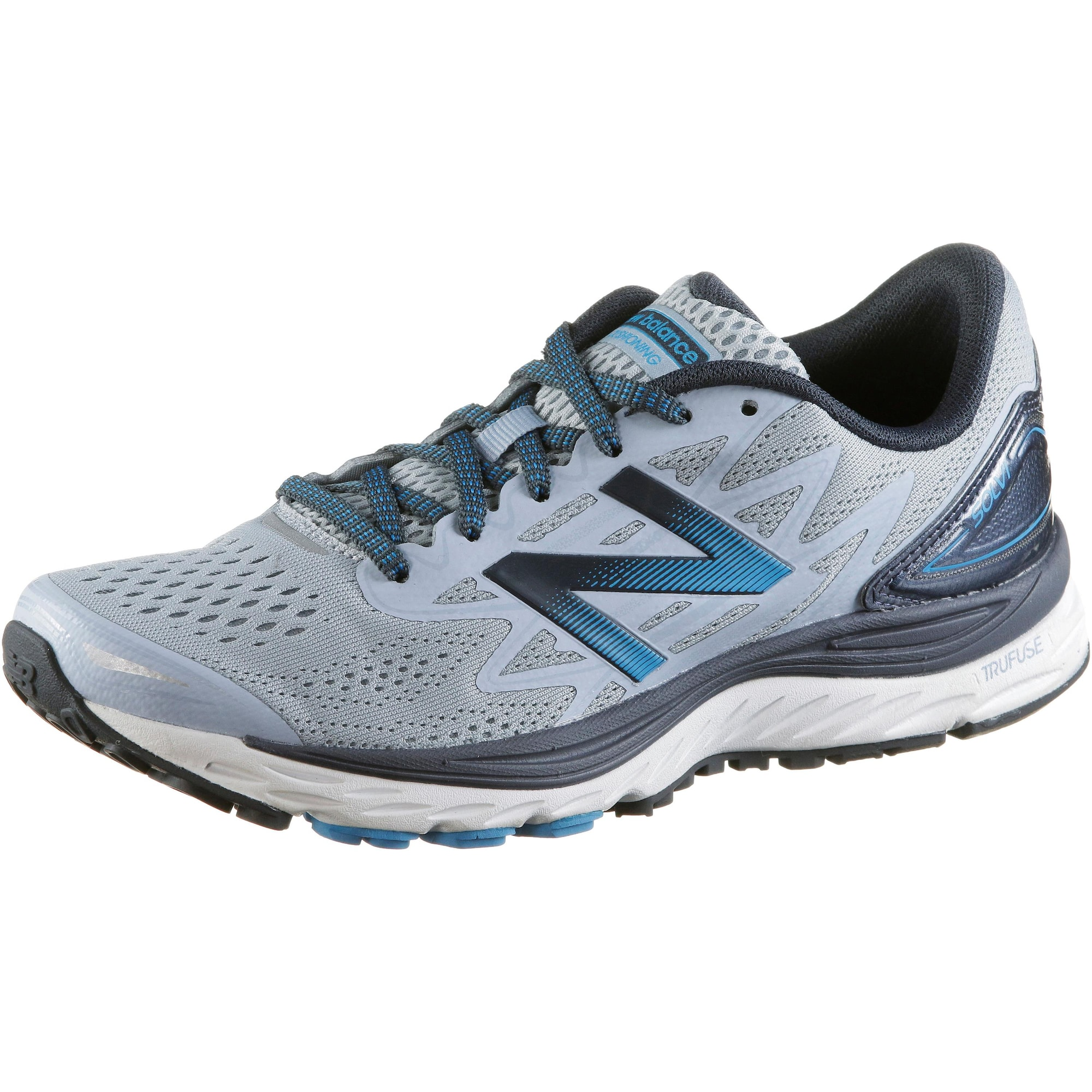 Sportovní boty WSOLVRI1 chladná modrá světle šedá New Balance