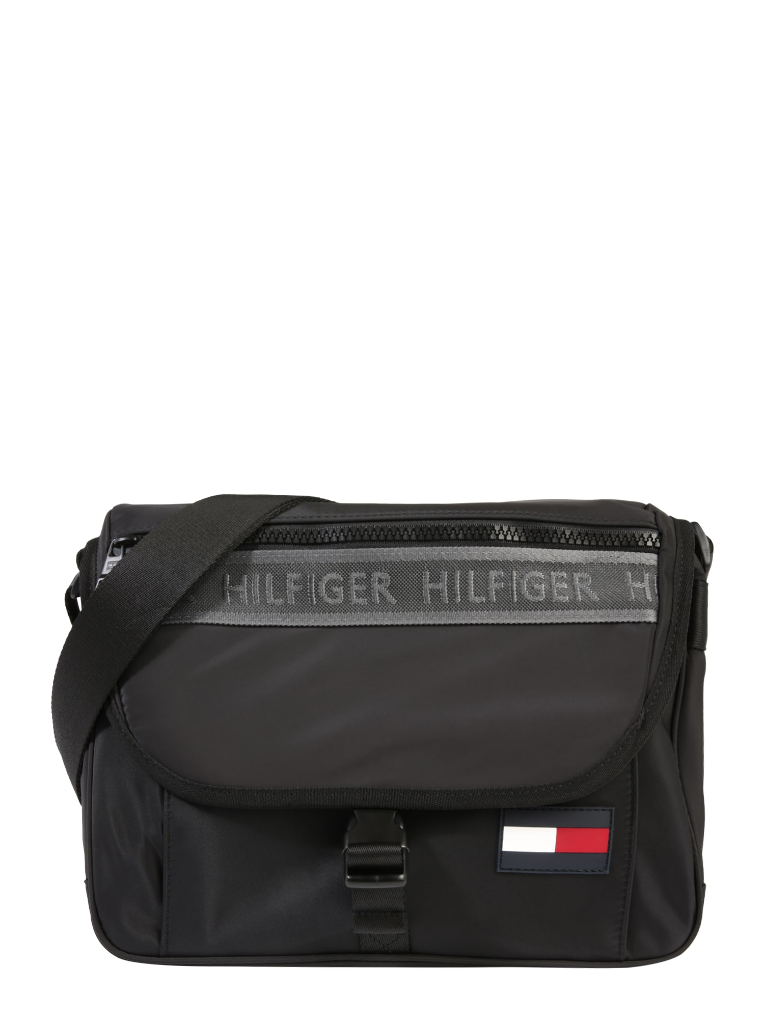 Messenger Sport Mix černá TOMMY HILFIGER