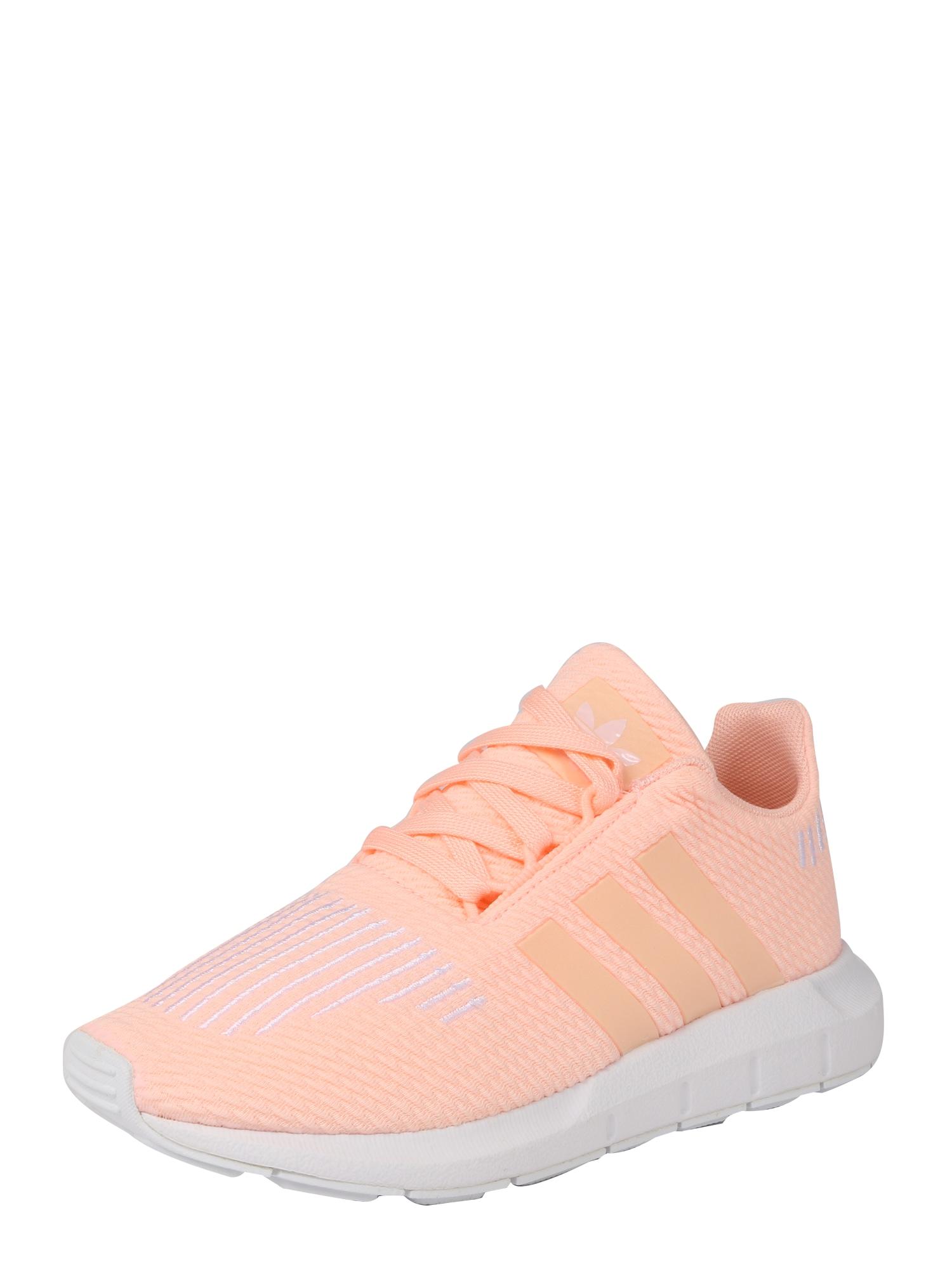 ADIDAS ORIGINALS, Meisjes Sneakers 'SWIFT RUN C', rosa