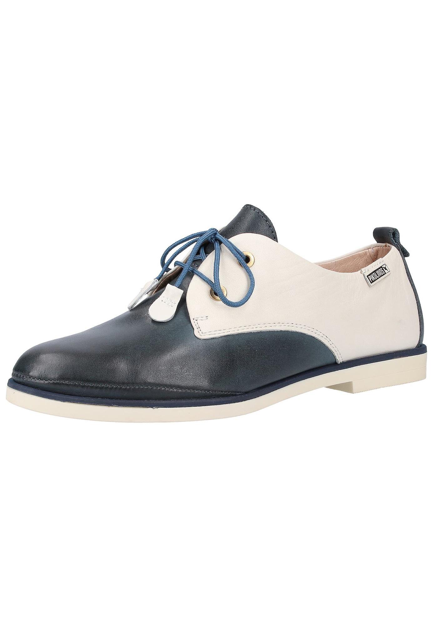 Halbschuhe | Schuhe > Boots > Schnürboots | Weiß | PIKOLINOS