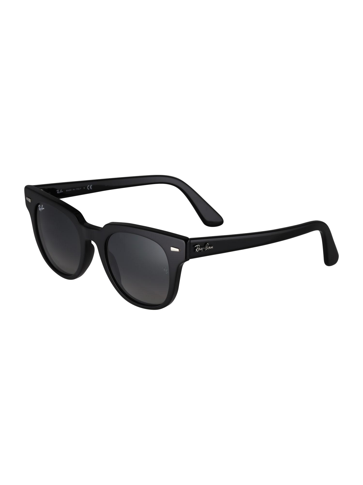 Sluneční brýle METEOR černá Ray-Ban