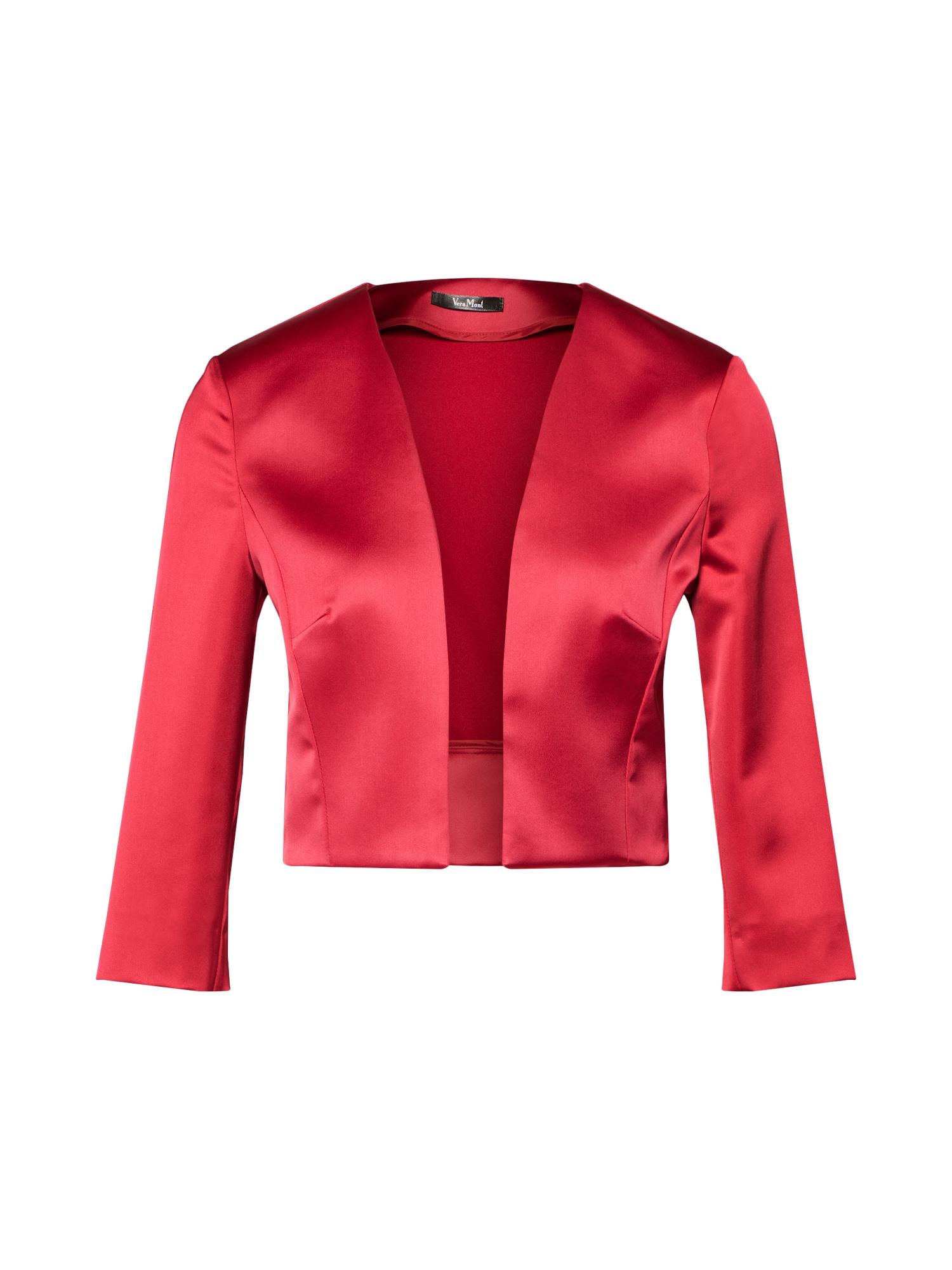 Blejzr červená Vera Mont