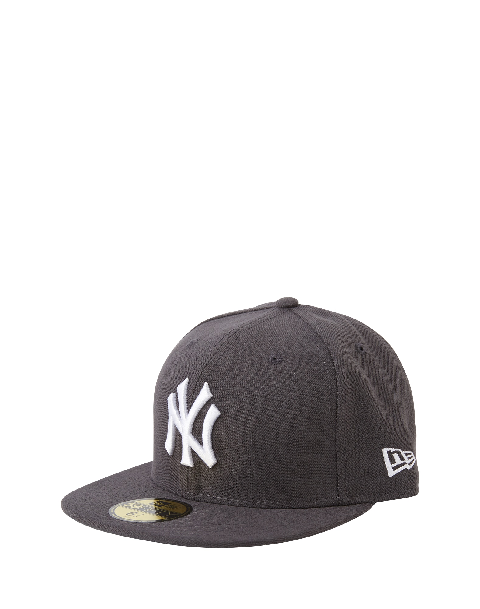 Kšiltovka 59FIFTY MLB Basic New York Yankees šedá tmavě šedá NEW ERA