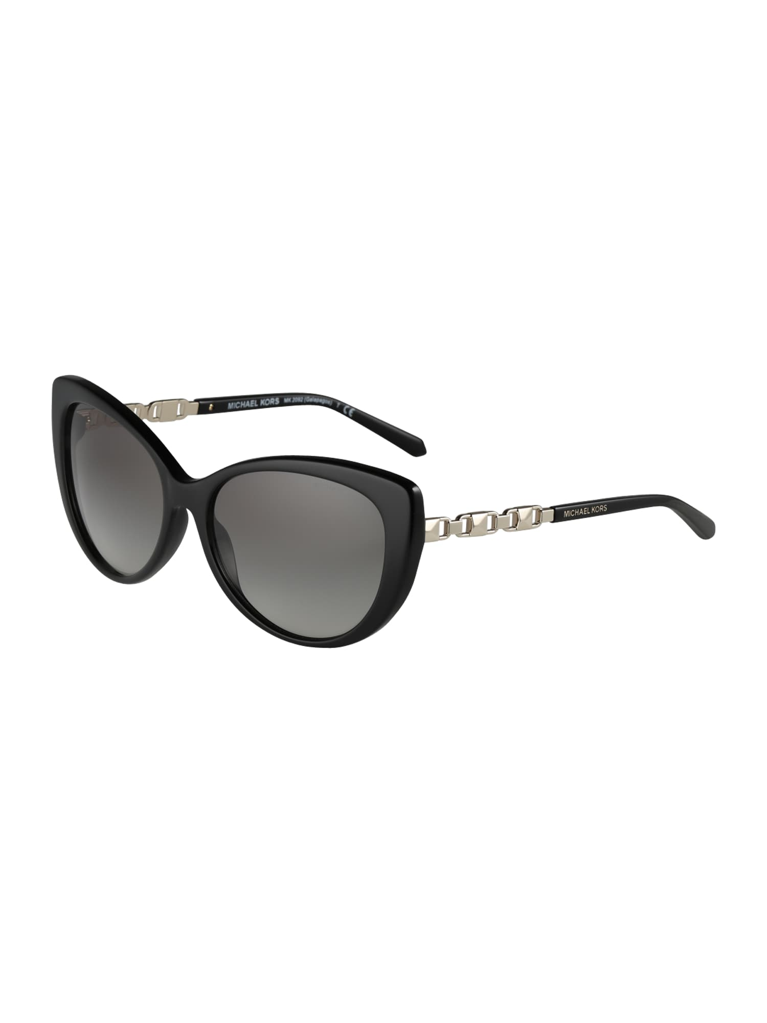 Sluneční brýle GALAPAGOS černá Michael Kors