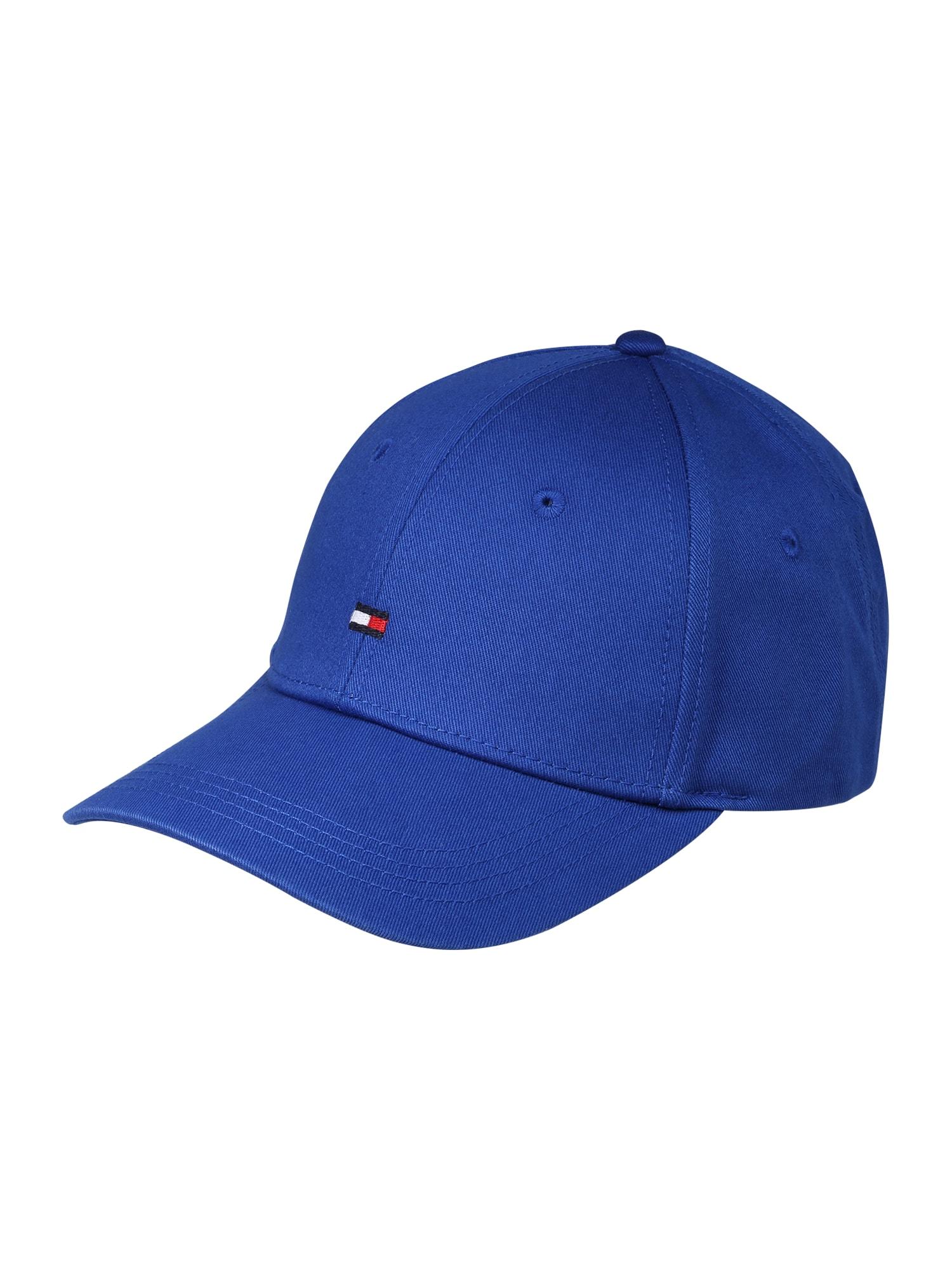 Čepice modrá TOMMY HILFIGER