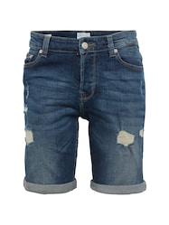 Jeans Shorts ´onsPLY SHORTS M BLUE DAMAGE CR 8603 NOOS´