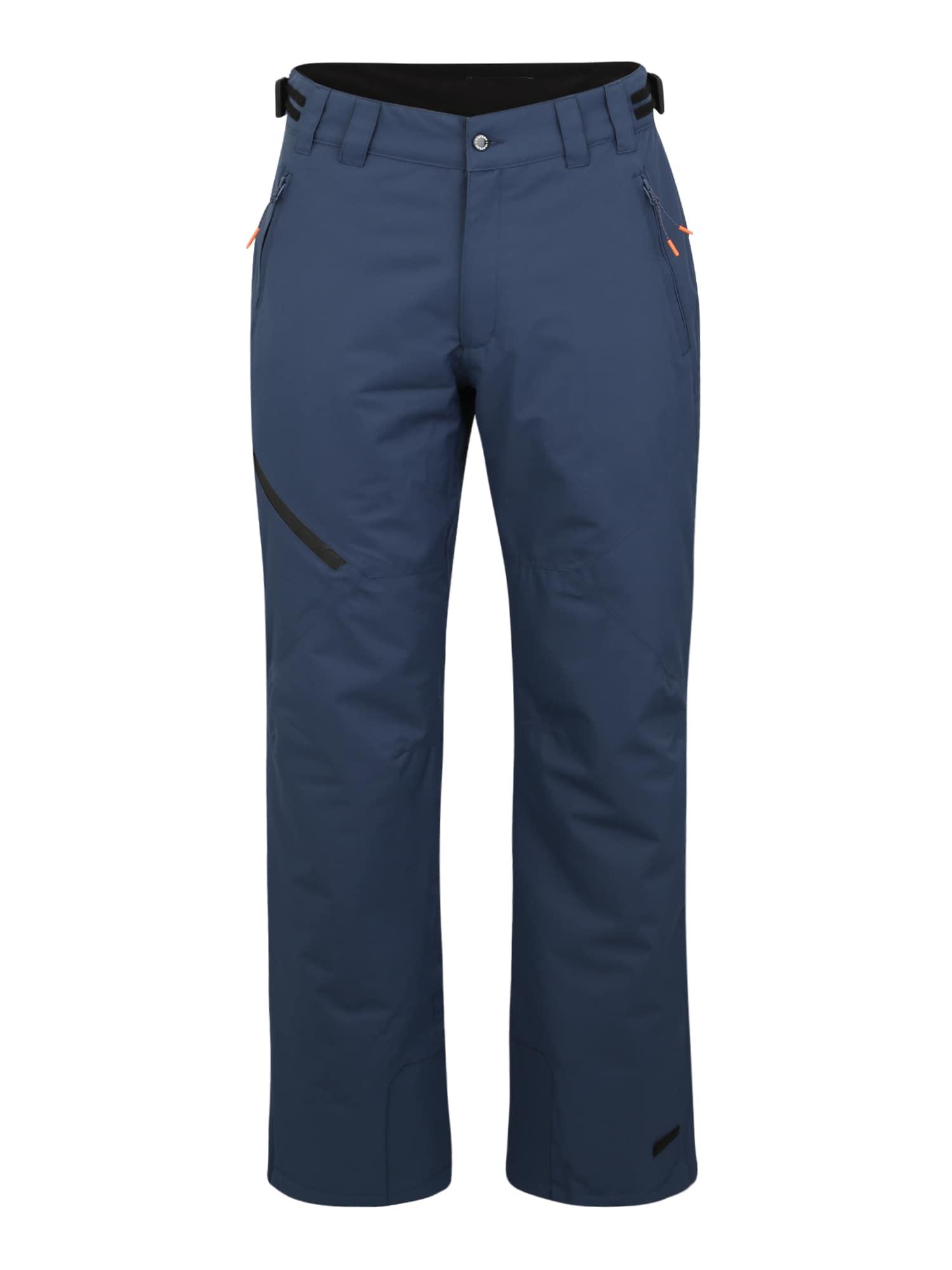 ICEPEAK Outdoorové kalhoty 'Johnny'  námořnická modř