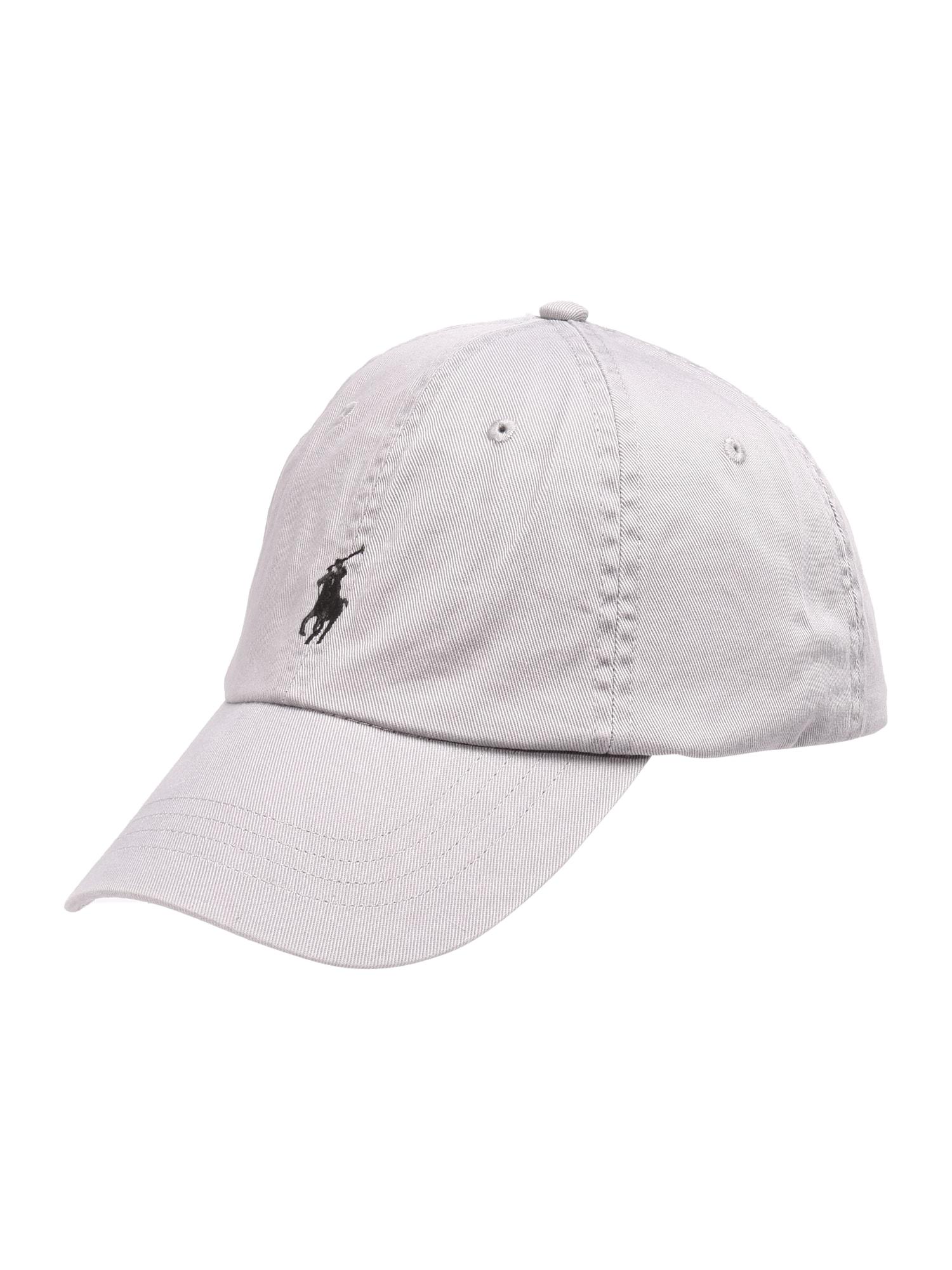Kšiltovka CLASSIC SPORT CAP šedá POLO RALPH LAUREN