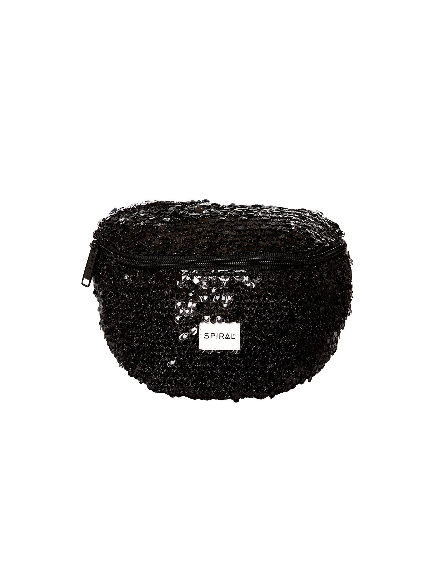 Ledvinka BUM BAG 5 černá SPIRAL