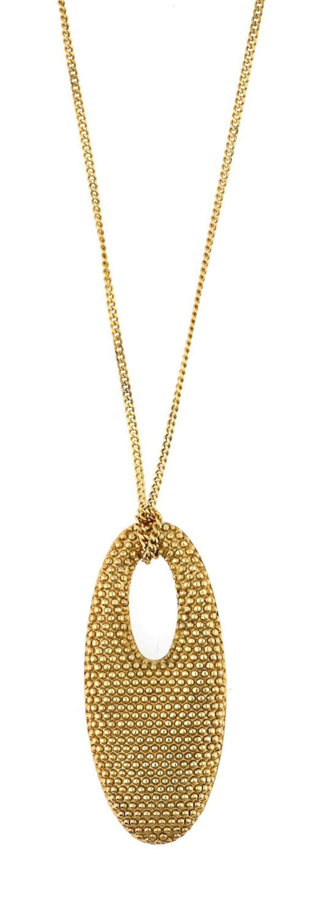 Halskette Gold-Schwarz ´Spume JPNL90551B450´