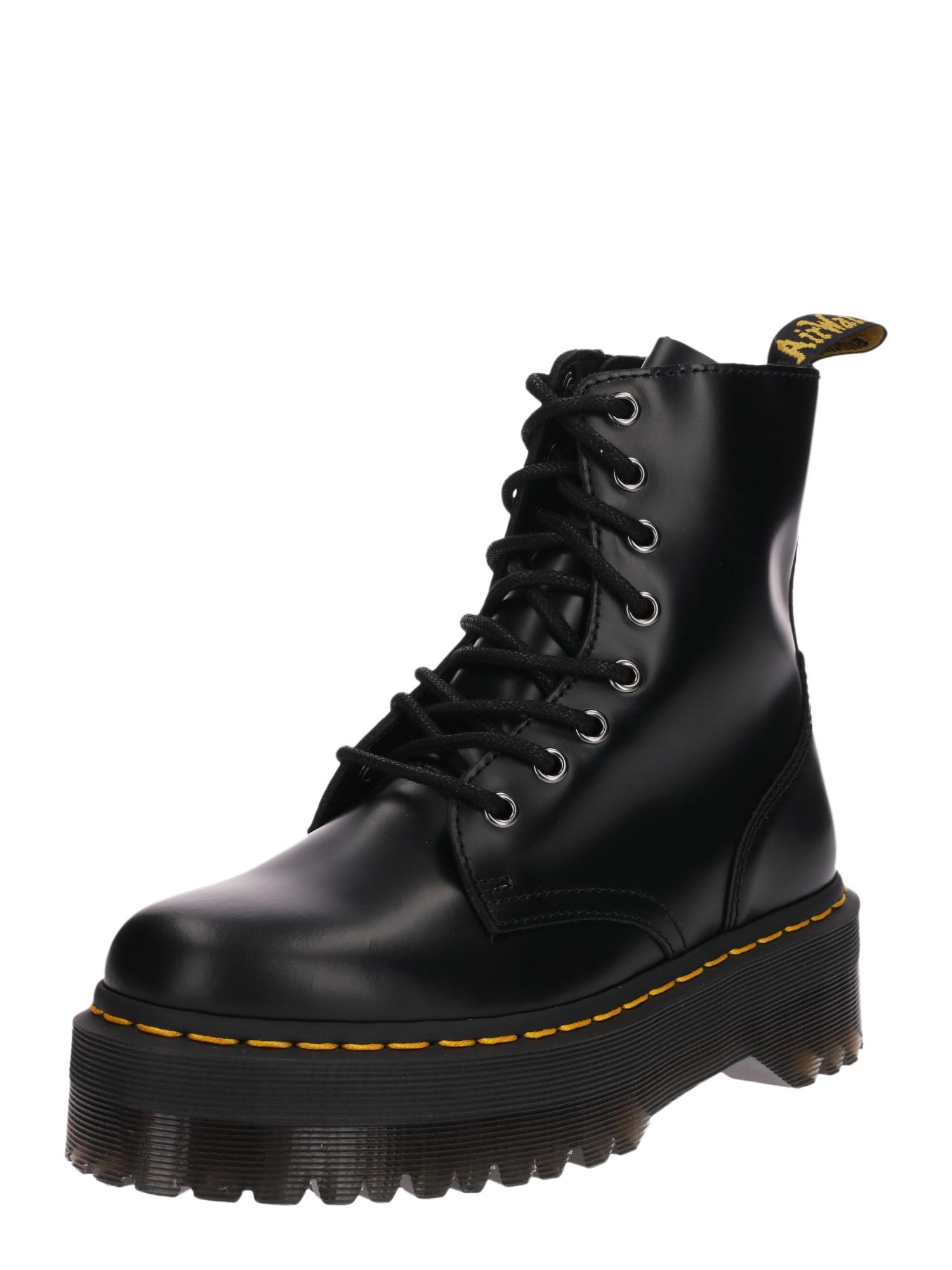 Šněrovací boty Jadon černá Dr. Martens