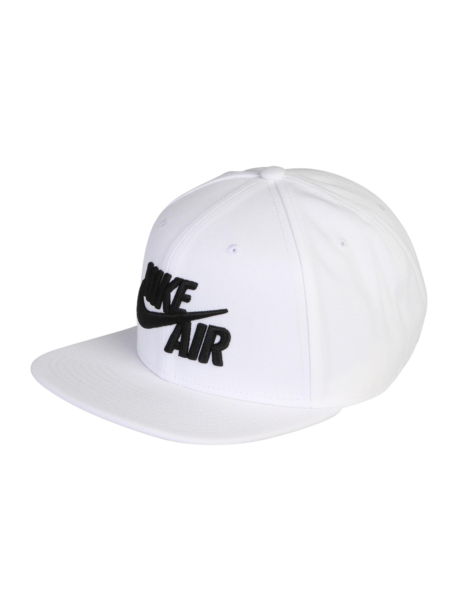 Kšiltovka černá bílá Nike Sportswear