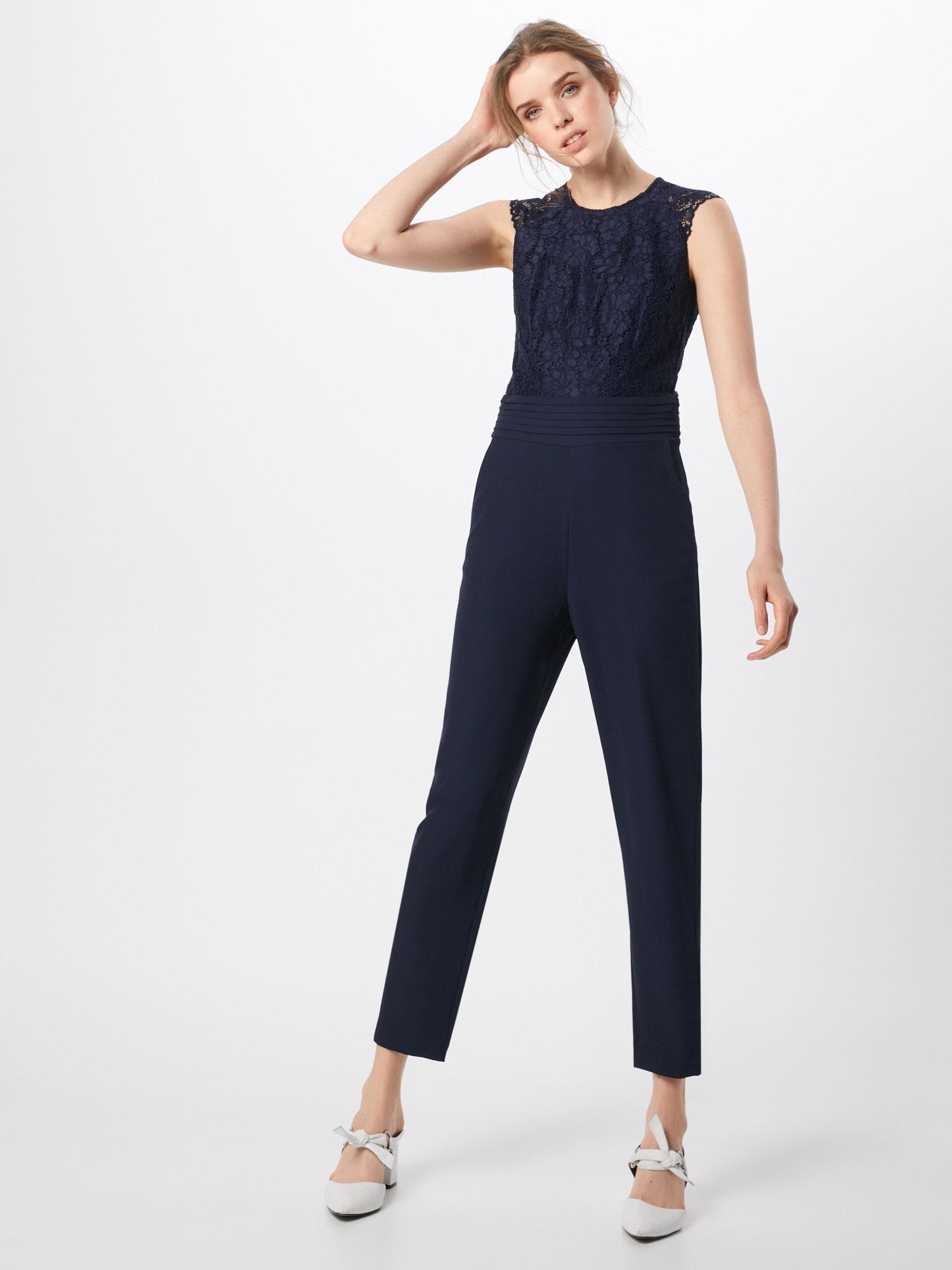 Jumpsuit 'lace jumpsuit Overalls woven'