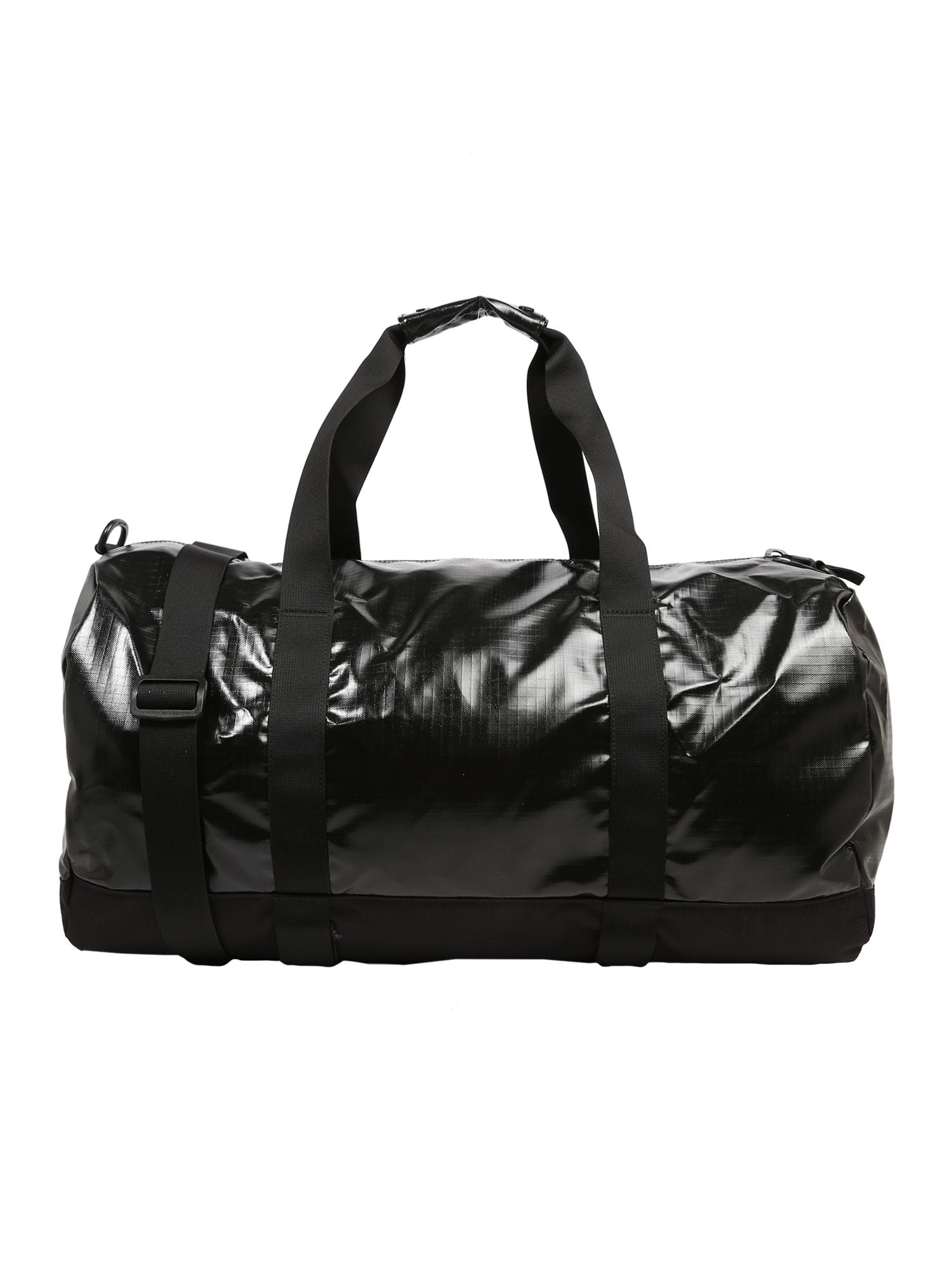 Cestovní taška NEWDUFFEL černá ADIDAS ORIGINALS