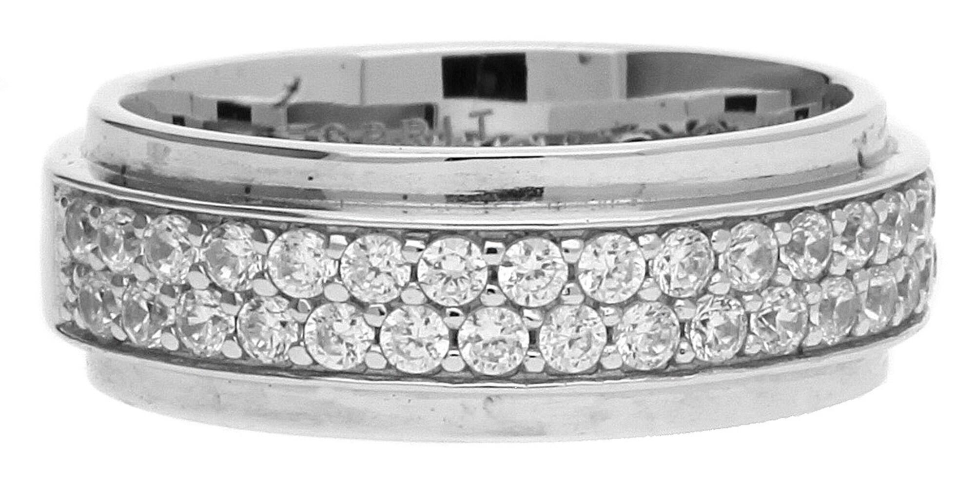 Damen Fingerring Silber Modern Shape ´ESRG92374A´