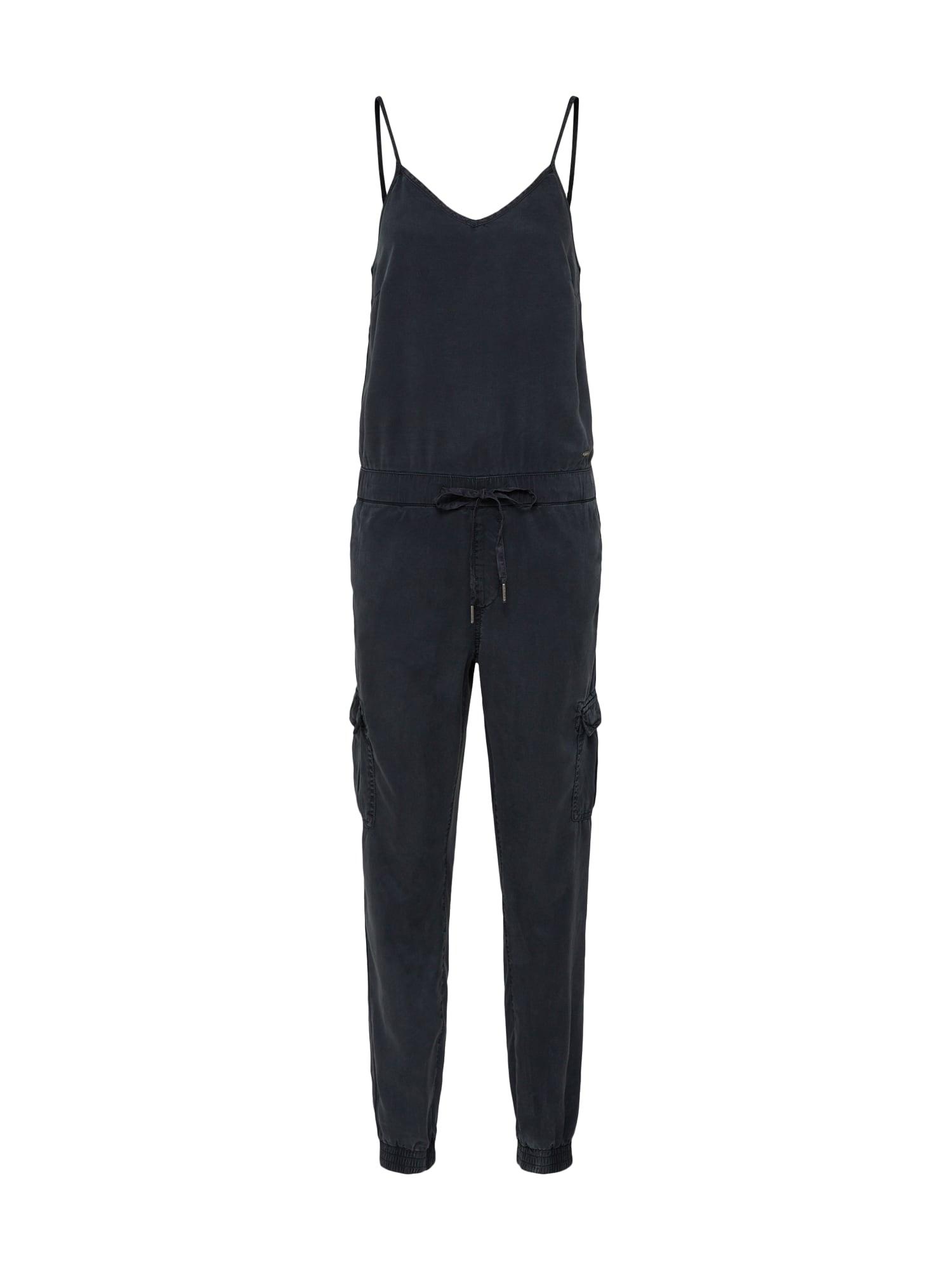 Pepe Jeans Dames Jumpsuit QUEST zwart