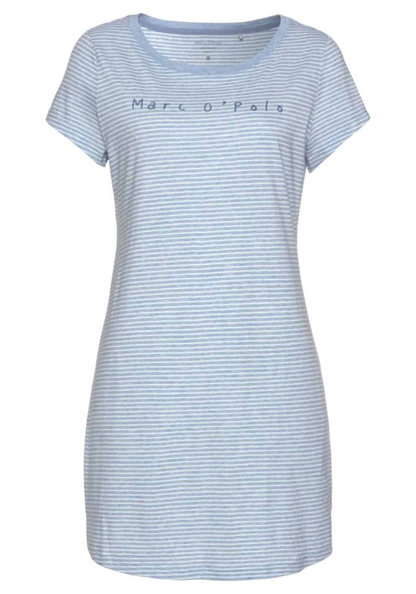 Sleepshirt 'Henley' | Bekleidung > Nachtwäsche > Sleepshirts | Marc O'Polo