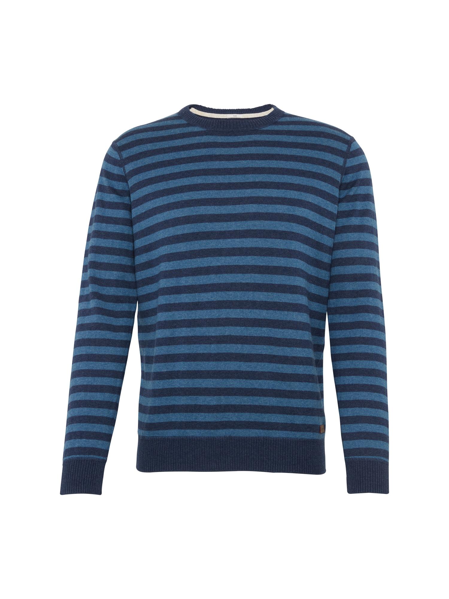 Pepe Jeans Heren Trui FORE blauw donkerblauw