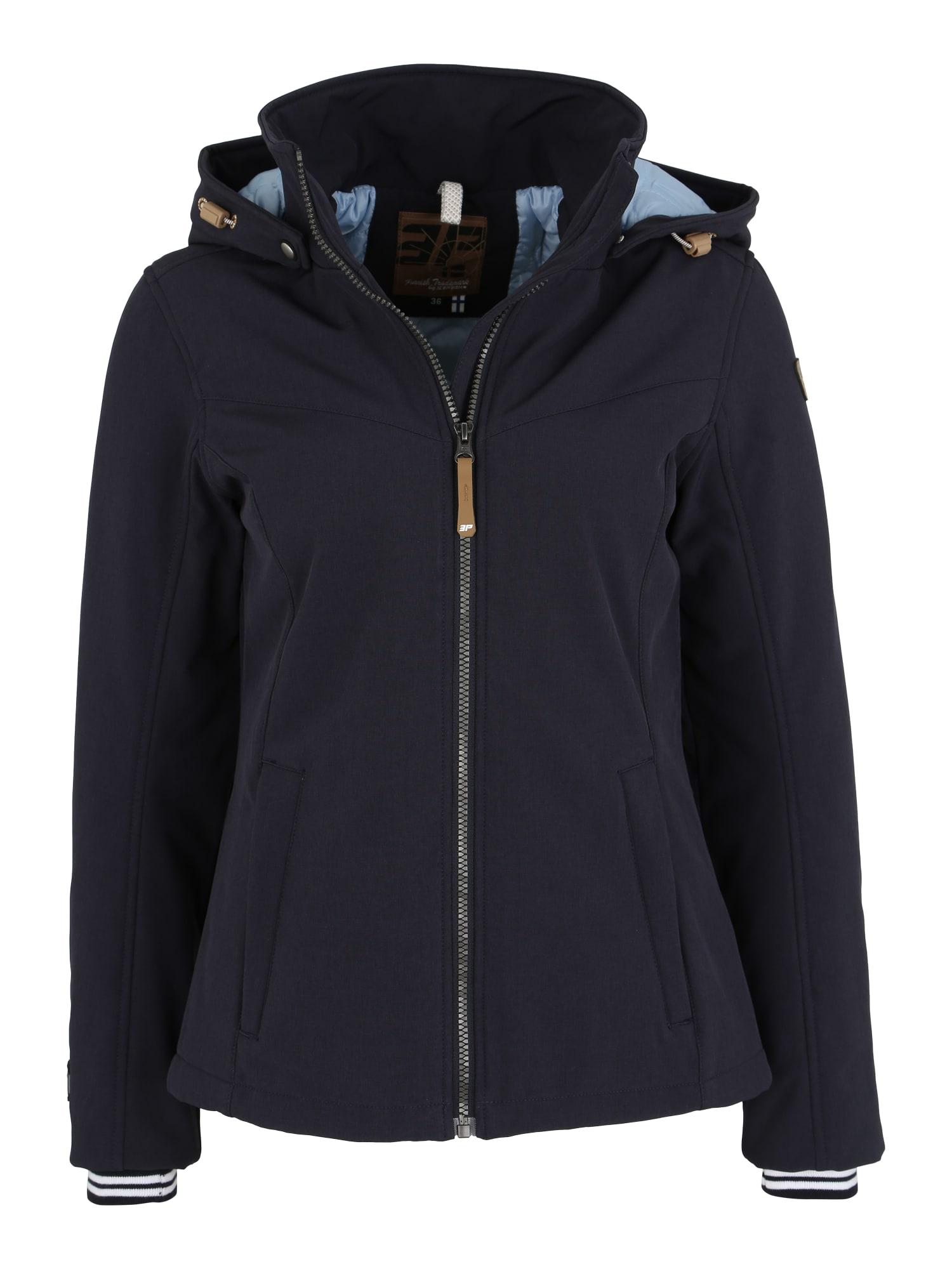Outdoorová bunda TAYA tmavě modrá ICEPEAK