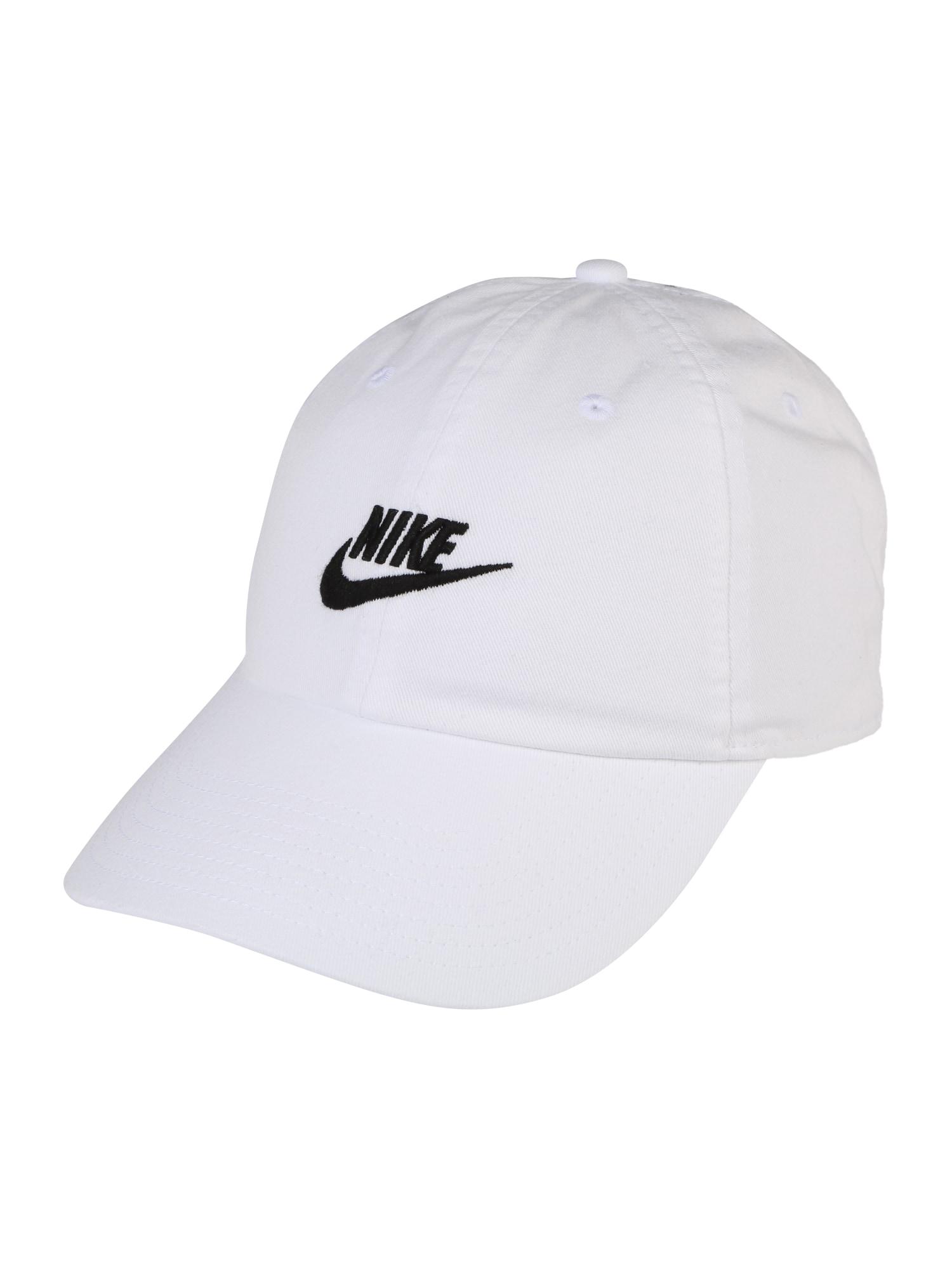 Kšiltovka H86 FUTURA WASHED bílá Nike Sportswear
