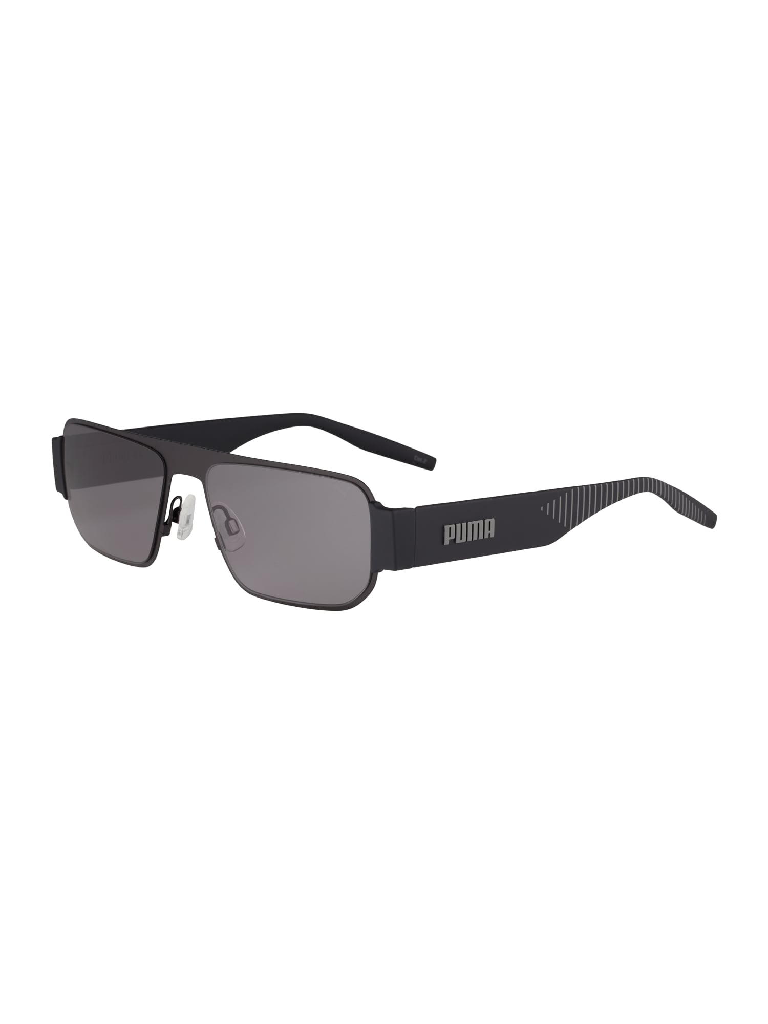 PUMA Slnečné okuliare 'PU0283S-001 57'  čierna