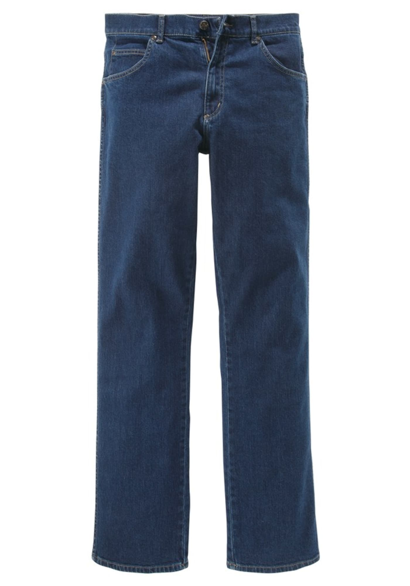 WRANGLER Heren Jeans Durable blauw denim