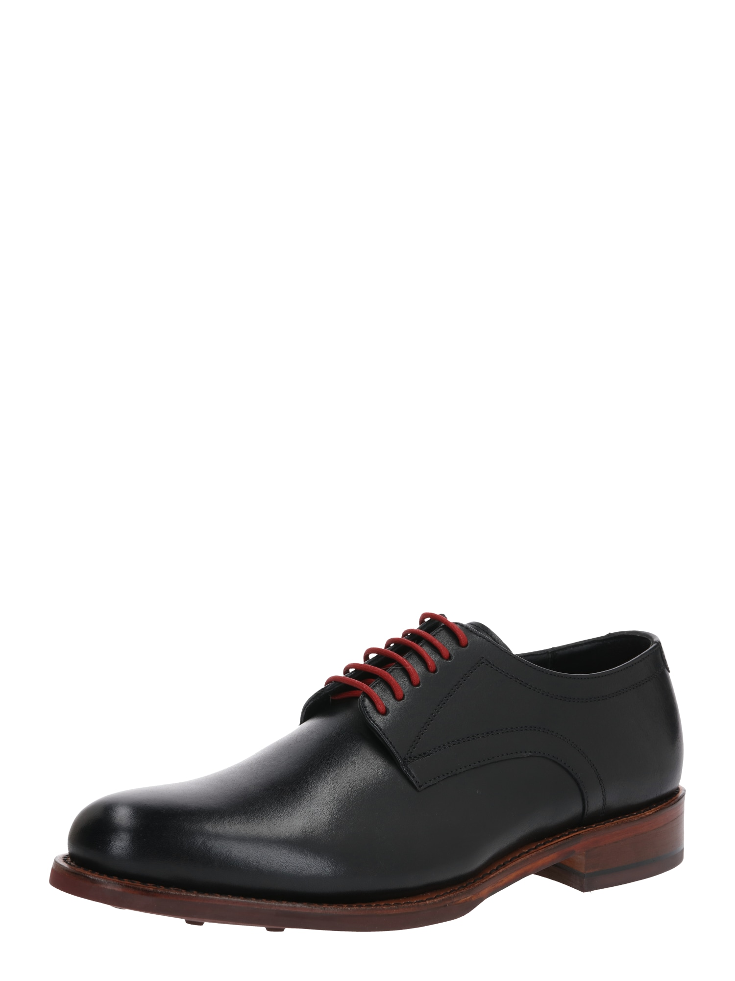 Gordon & Bros Šněrovací boty 'LEVET'  černá