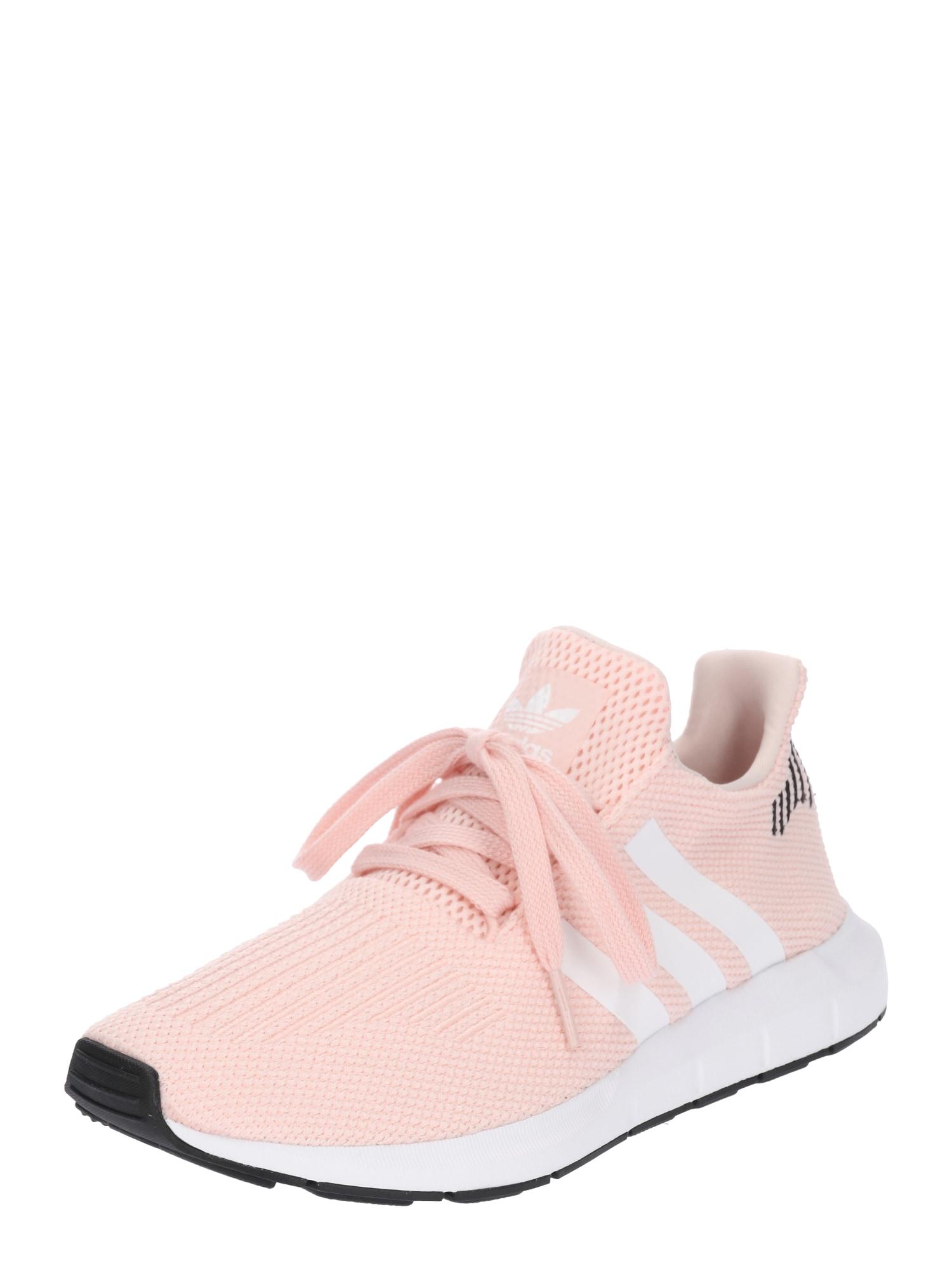 ADIDAS ORIGINALS, Dames Sneakers laag 'SWIFT RUN', rosé
