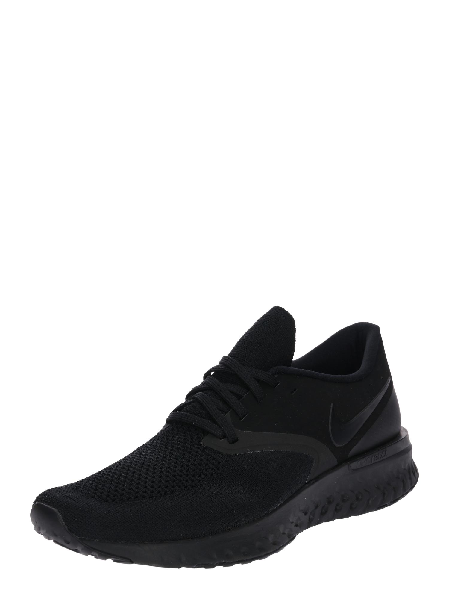 Běžecká obuv Nike Odyssey React Flyknit 2 černá NIKE