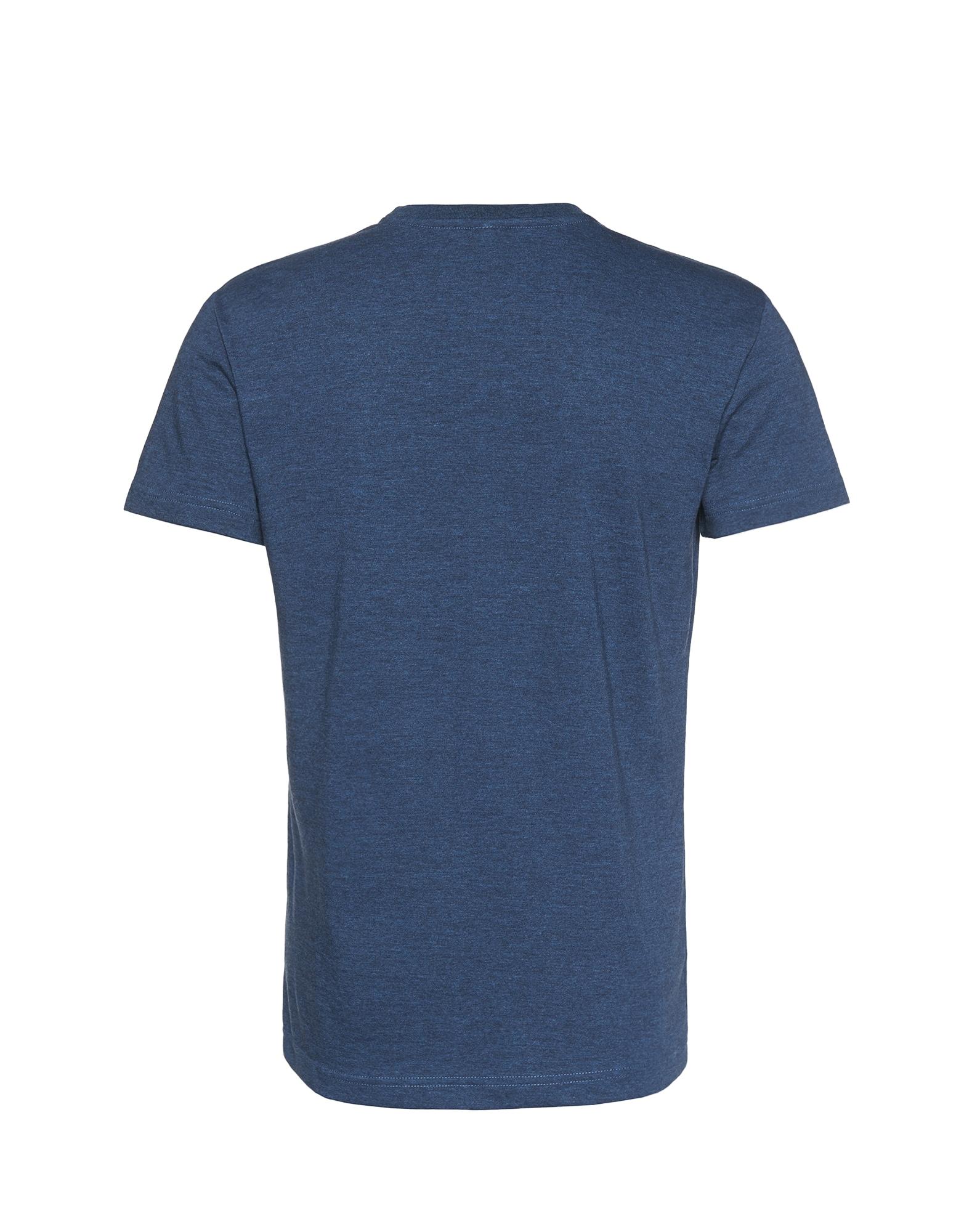 Iriedaily, Heren Shirt 'Daily Flag', donkerblauw