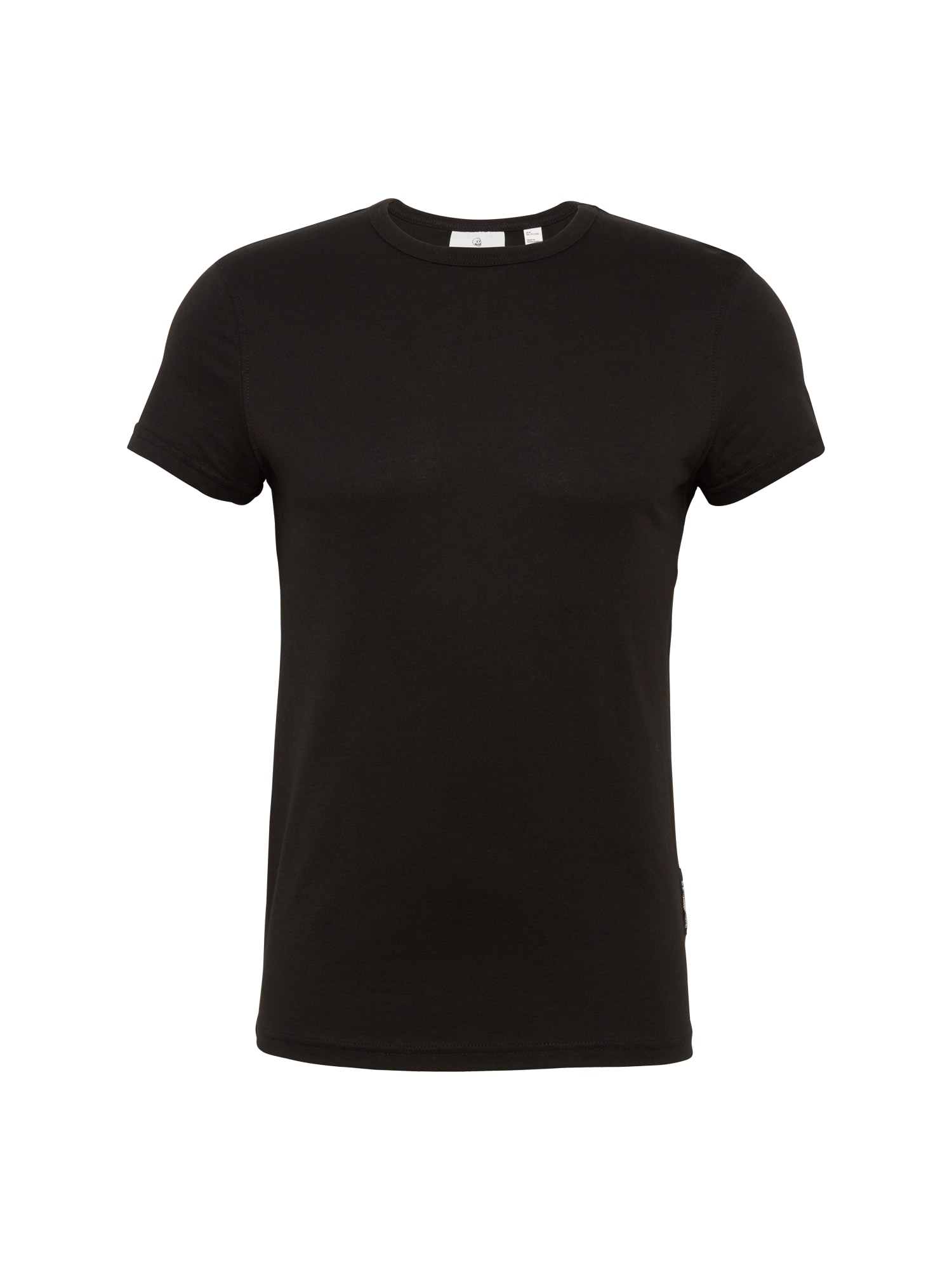 CHEAP MONDAY Heren Shirt Unity tee zwart