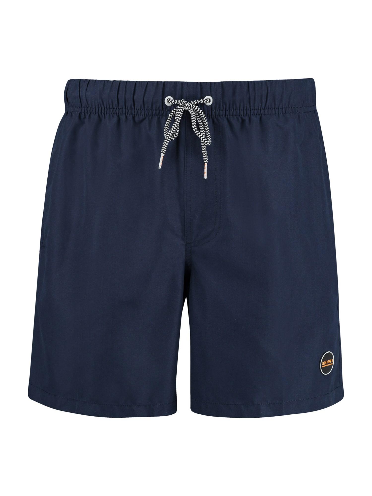 Shiwi Plavky 'Solid mike'  námornícka modrá