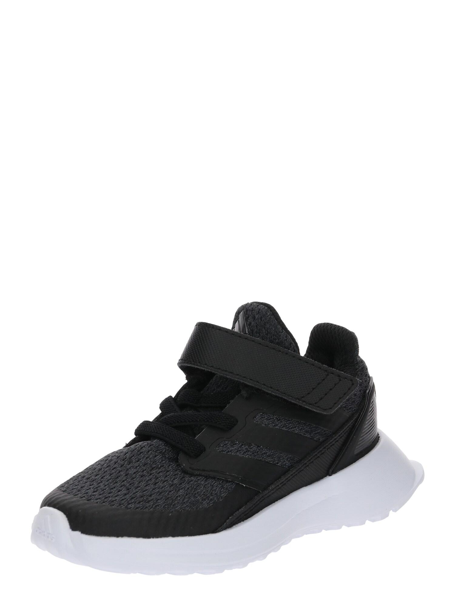 Sportovní boty RapidaRun EL I černá ADIDAS PERFORMANCE