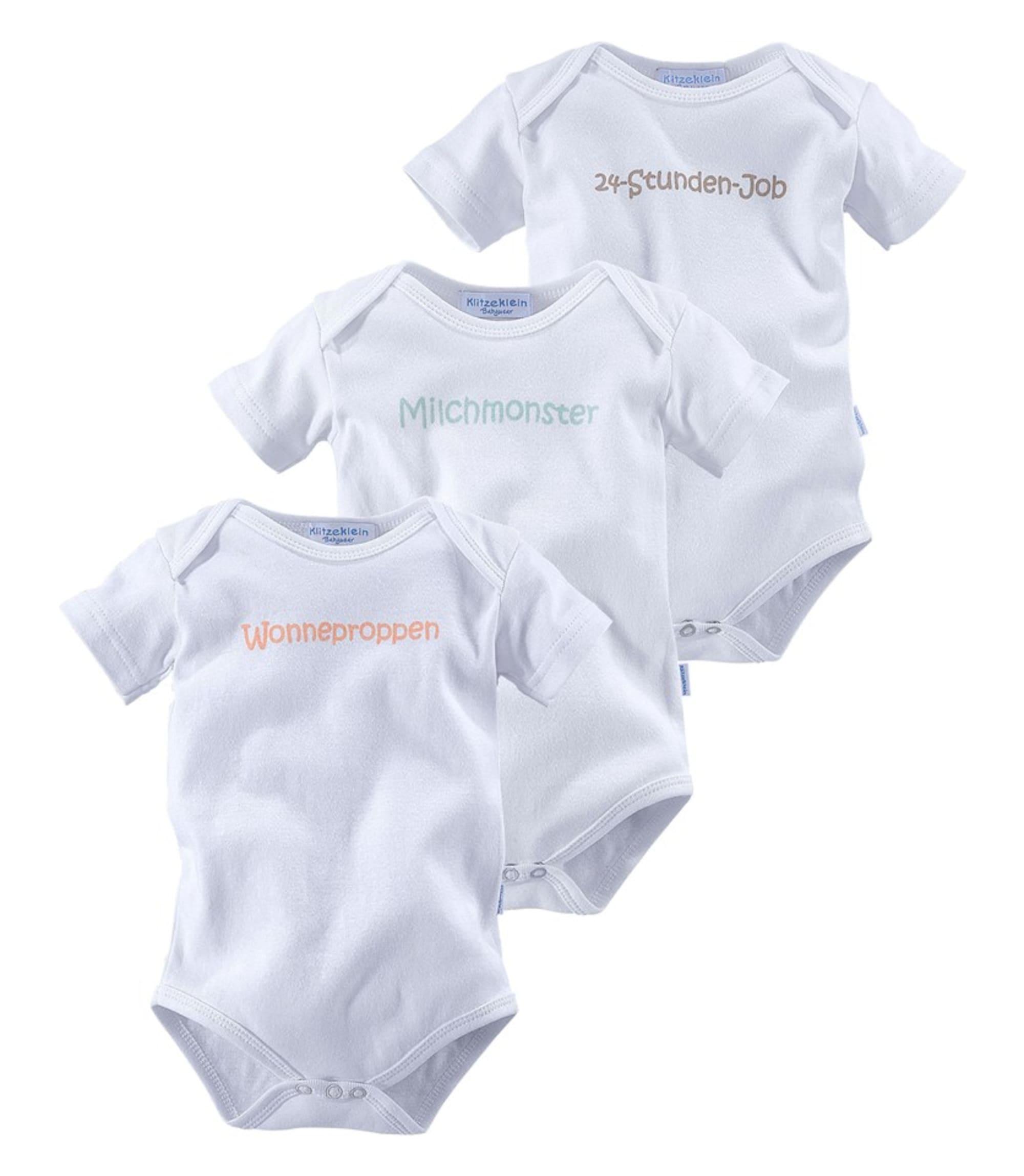 Image of Bodys (Packung, 3 Stück) für Babys