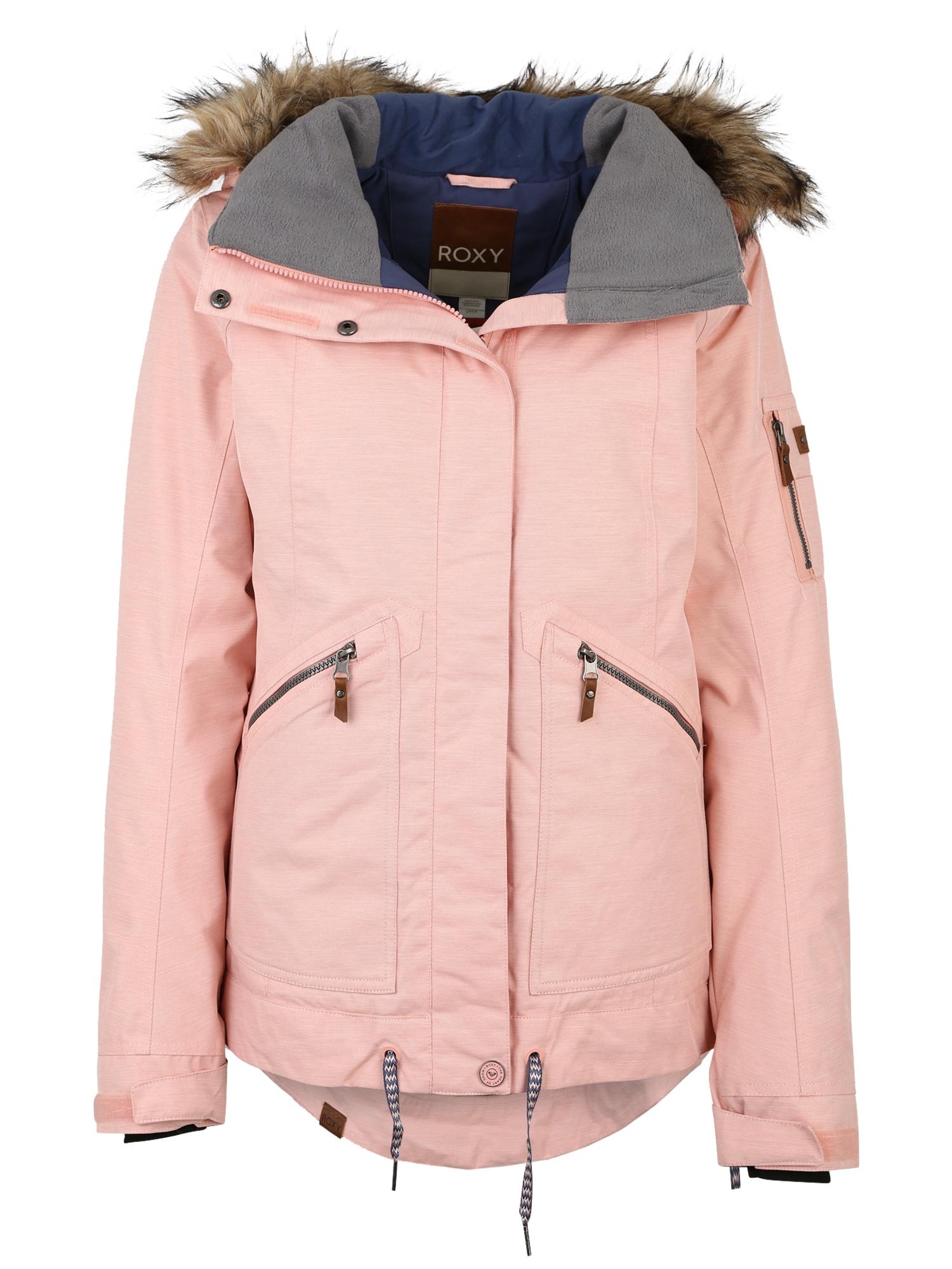 Sportovní bunda MEADE růžová ROXY